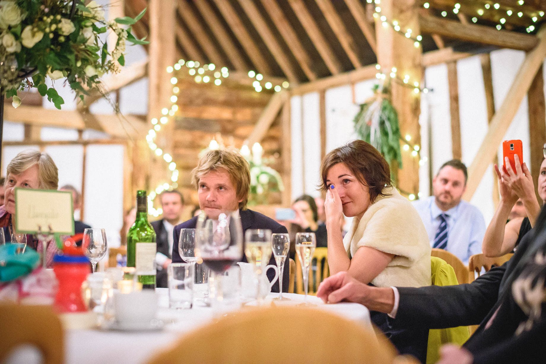 Clock Barn Wedding Photography - Eva and Ollie (154 of 170)