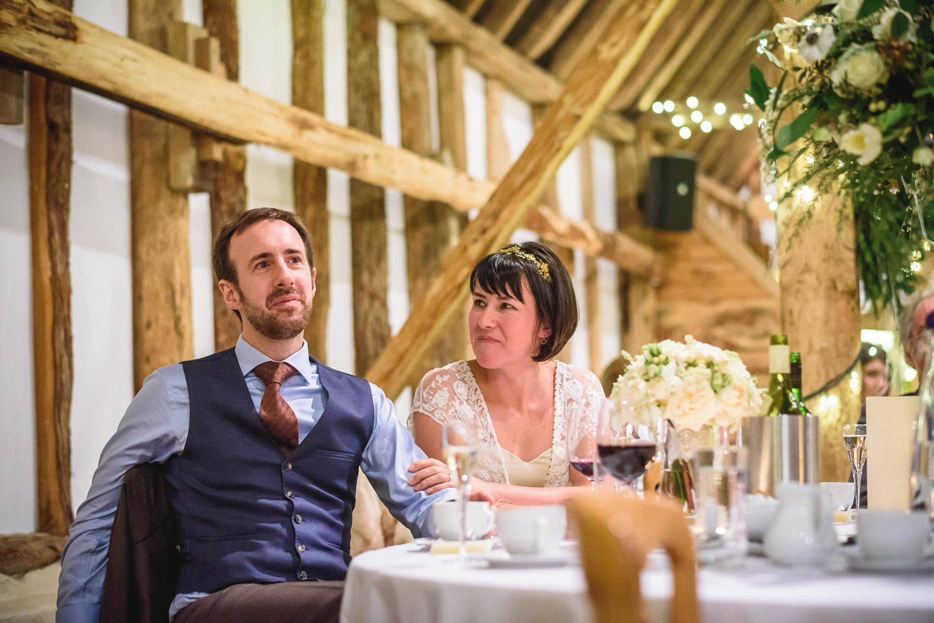 Clock Barn Wedding Photography - Eva and Ollie (158 of 170)