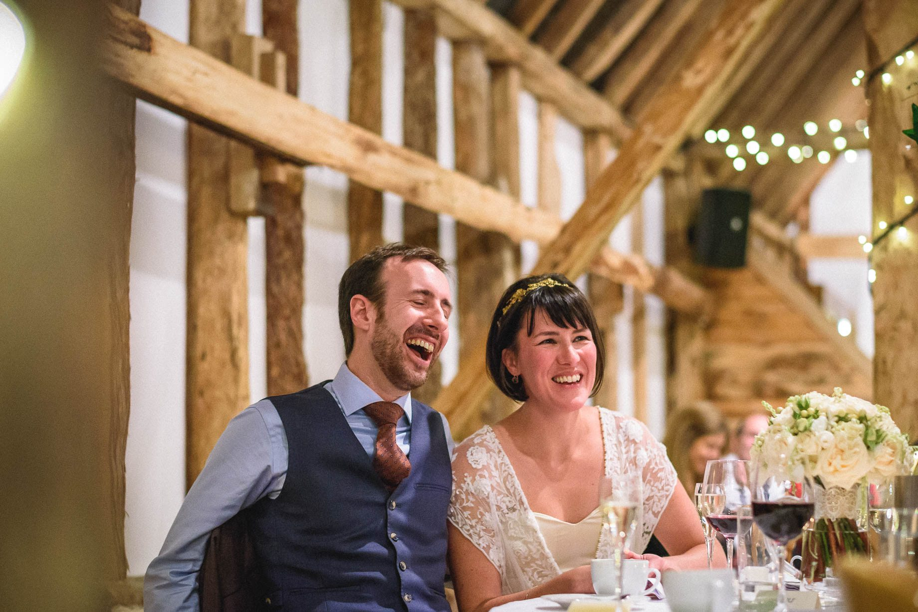 Clock Barn Wedding Photography - Eva and Ollie (159 of 170)