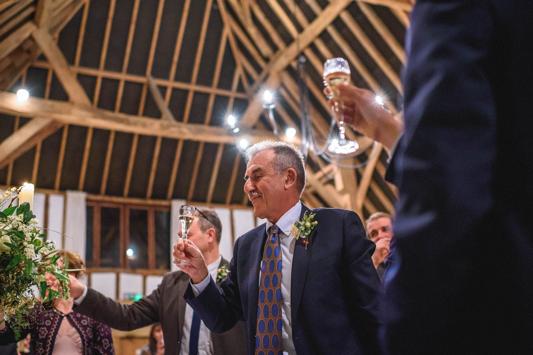 Clock Barn Wedding Photography - Eva and Ollie (160 of 170)