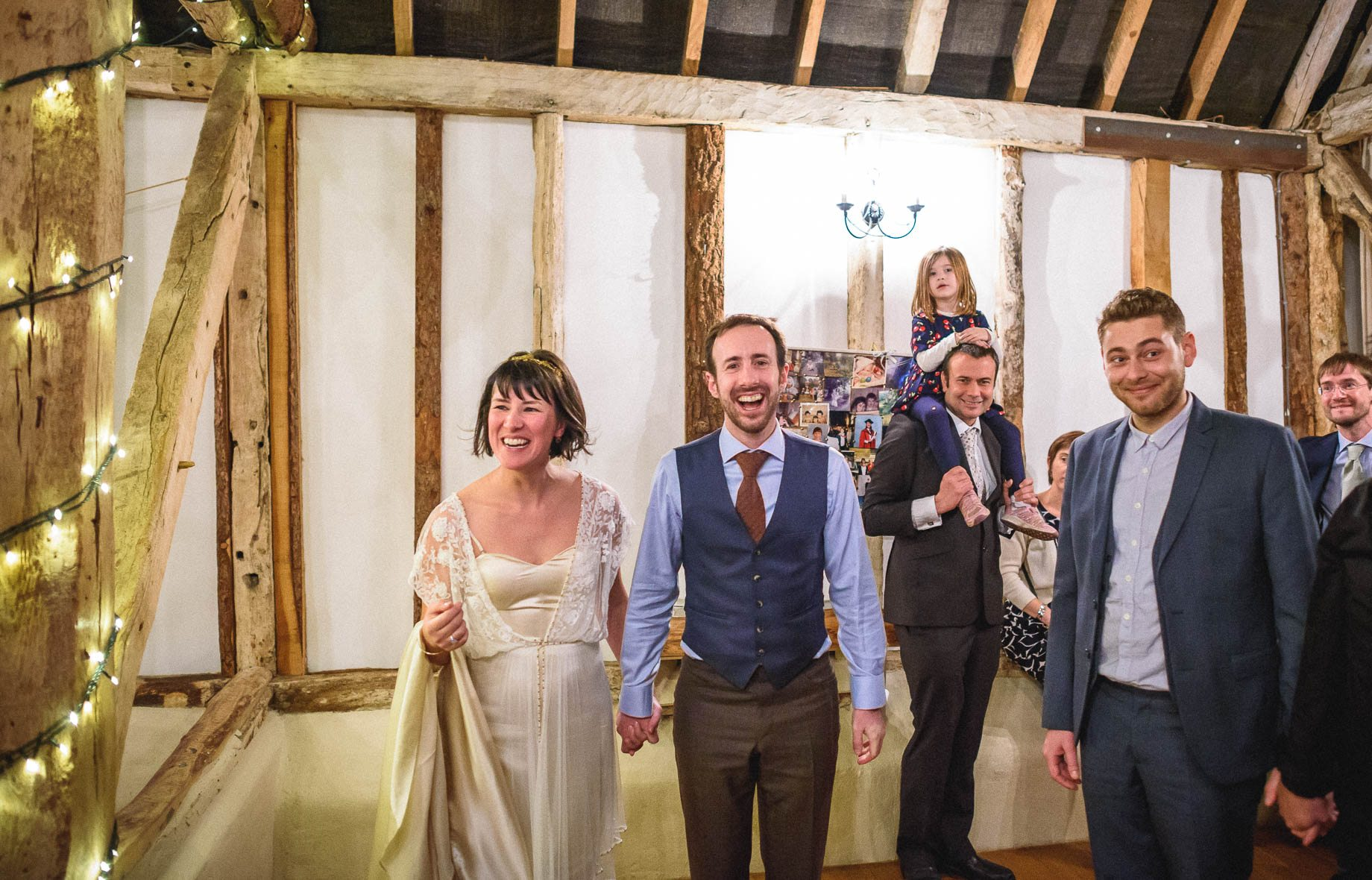 Clock Barn Wedding Photography - Eva and Ollie (166 of 170)