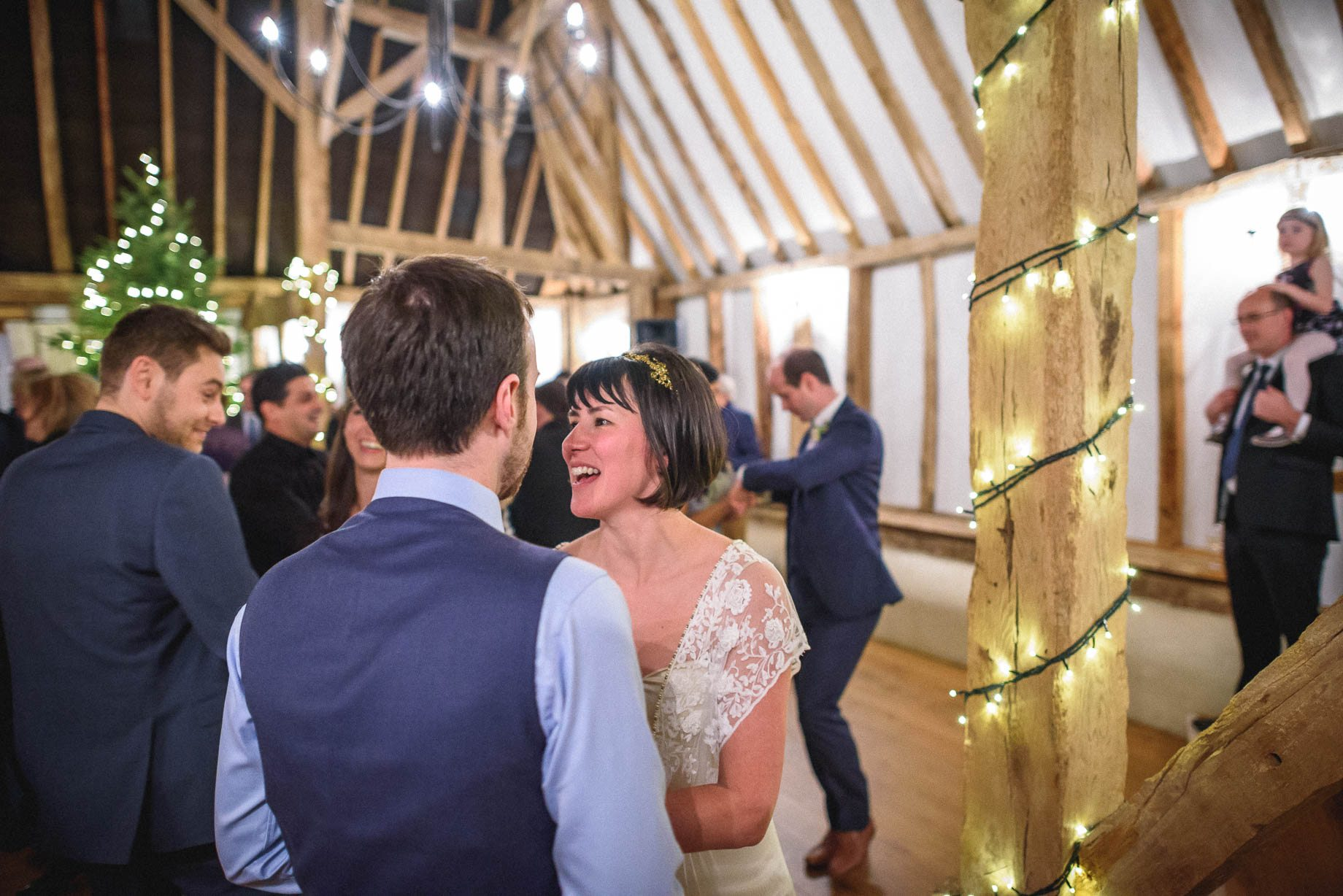 Clock Barn Wedding Photography - Eva and Ollie (167 of 170)