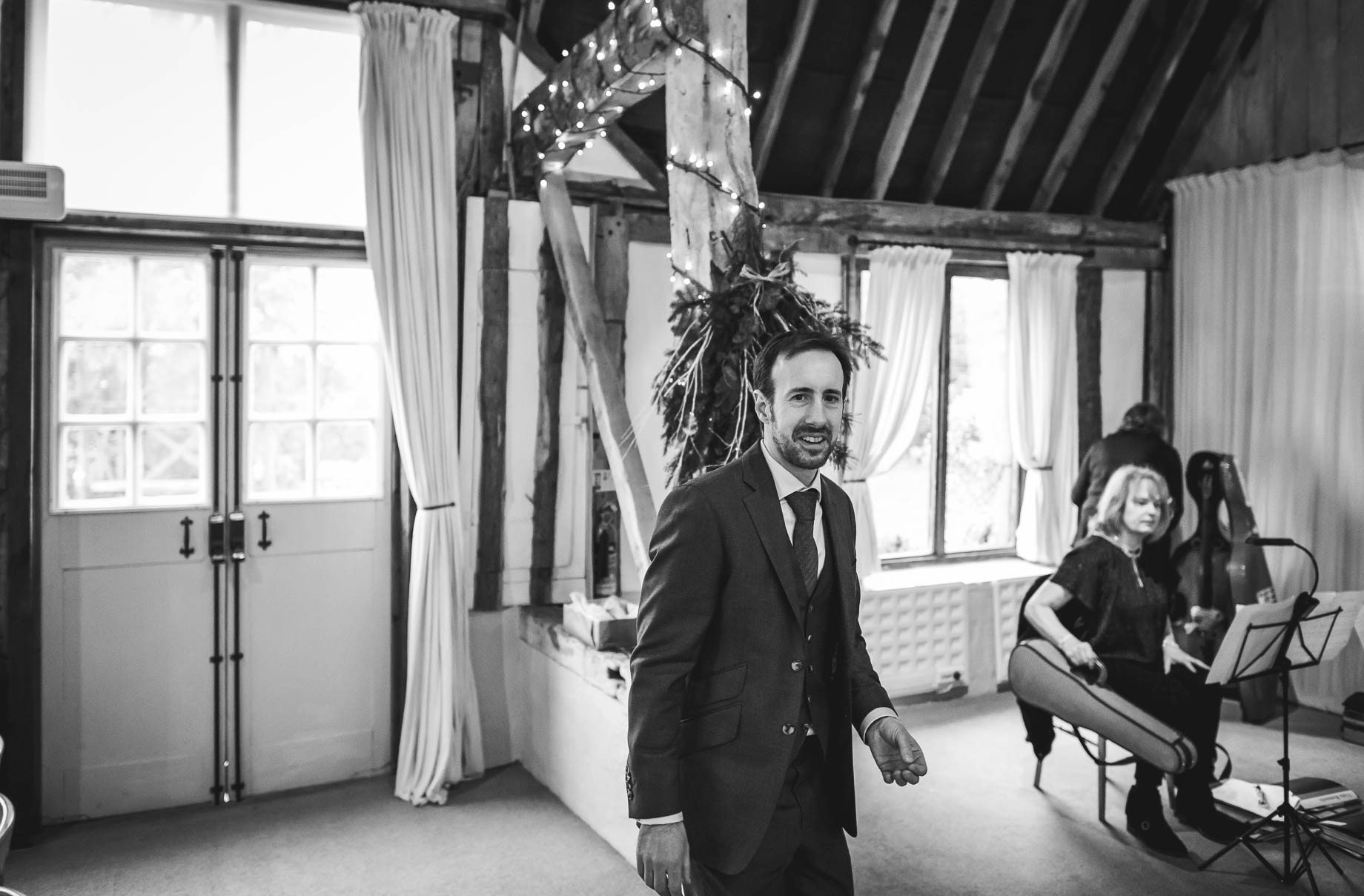 Clock Barn Wedding Photography - Eva and Ollie (5 of 170)