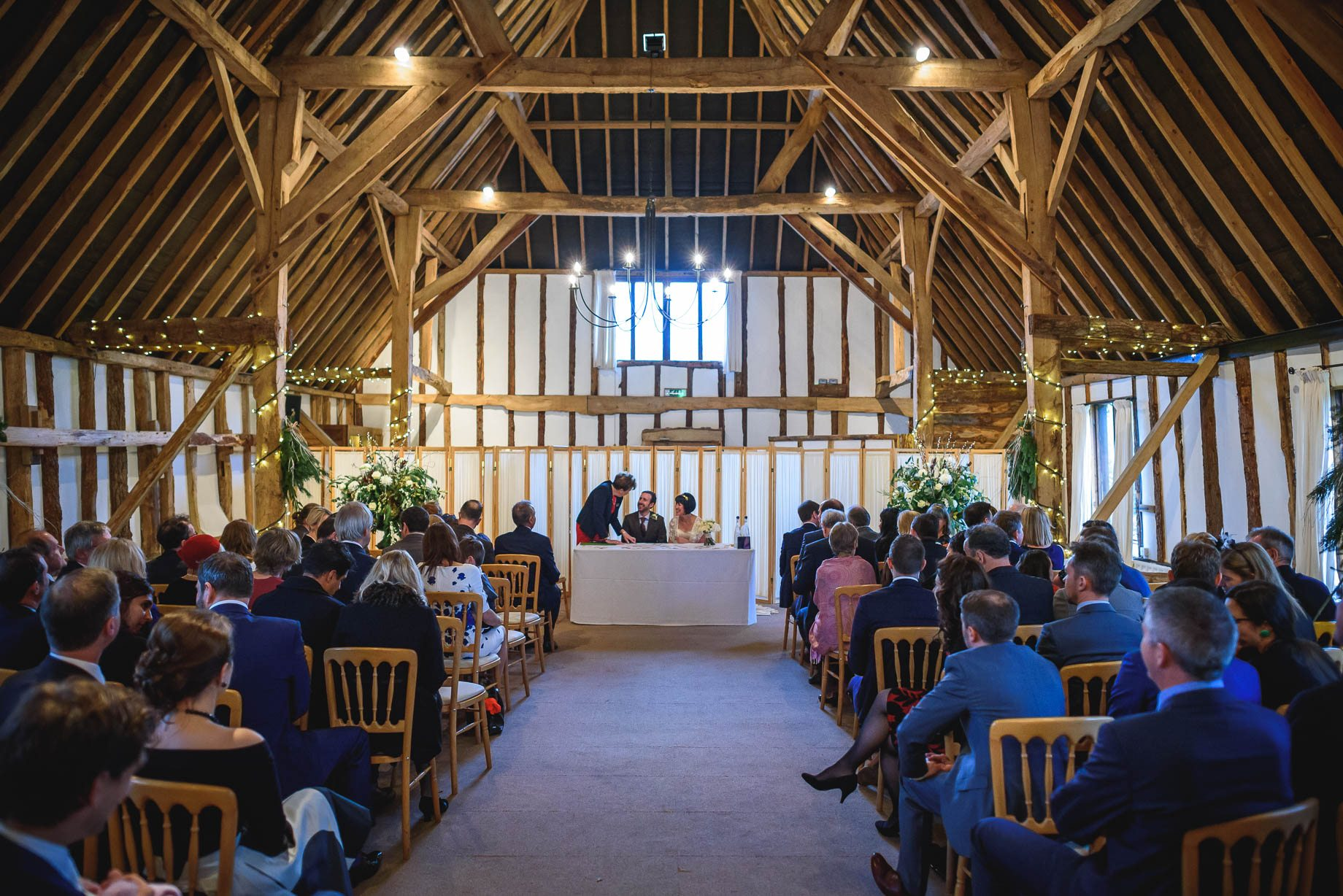 Clock Barn Wedding Photography - Eva and Ollie (56 of 170)