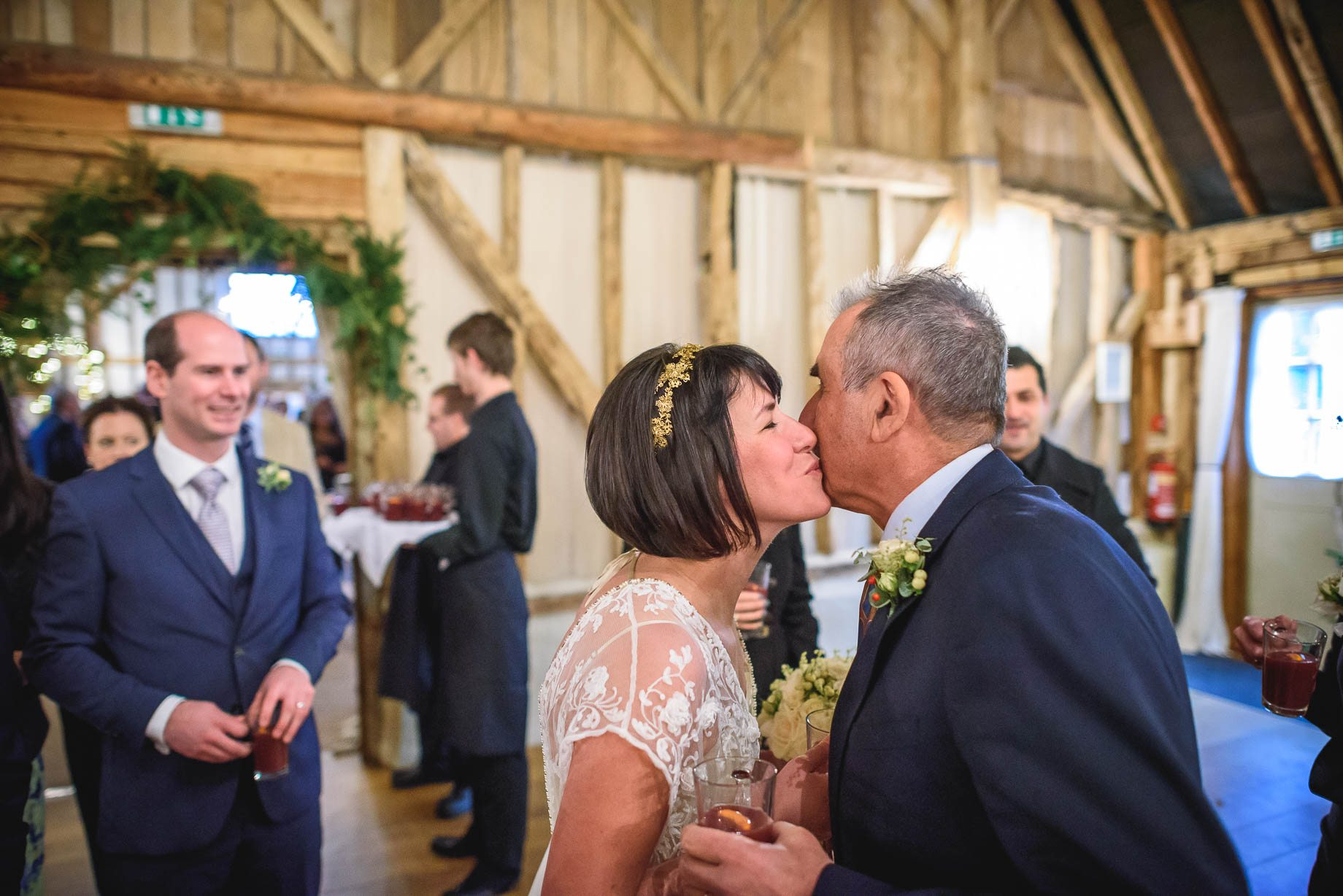 Clock Barn Wedding Photography - Eva and Ollie (63 of 170)
