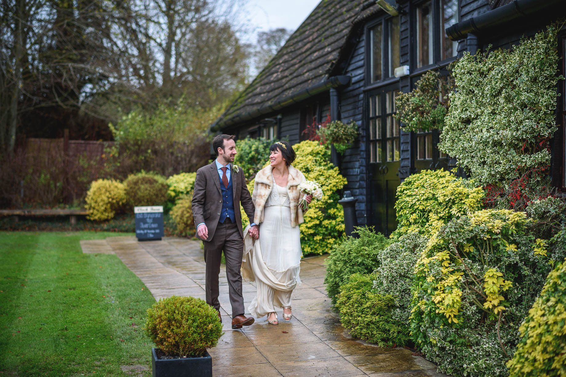 Clock Barn Wedding Photography - Eva and Ollie (75 of 170)
