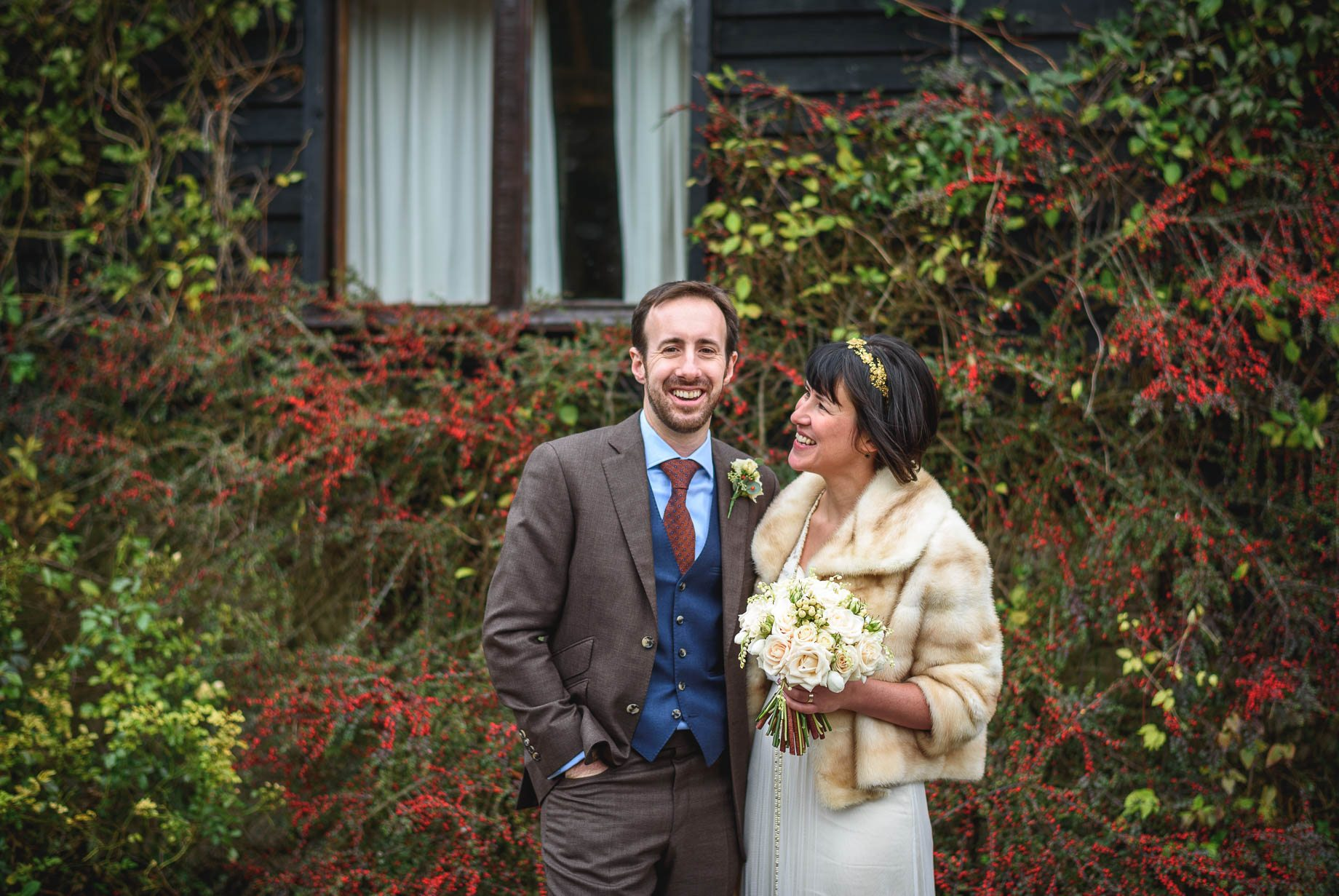 Clock Barn Wedding Photography - Eva and Ollie (76 of 170)