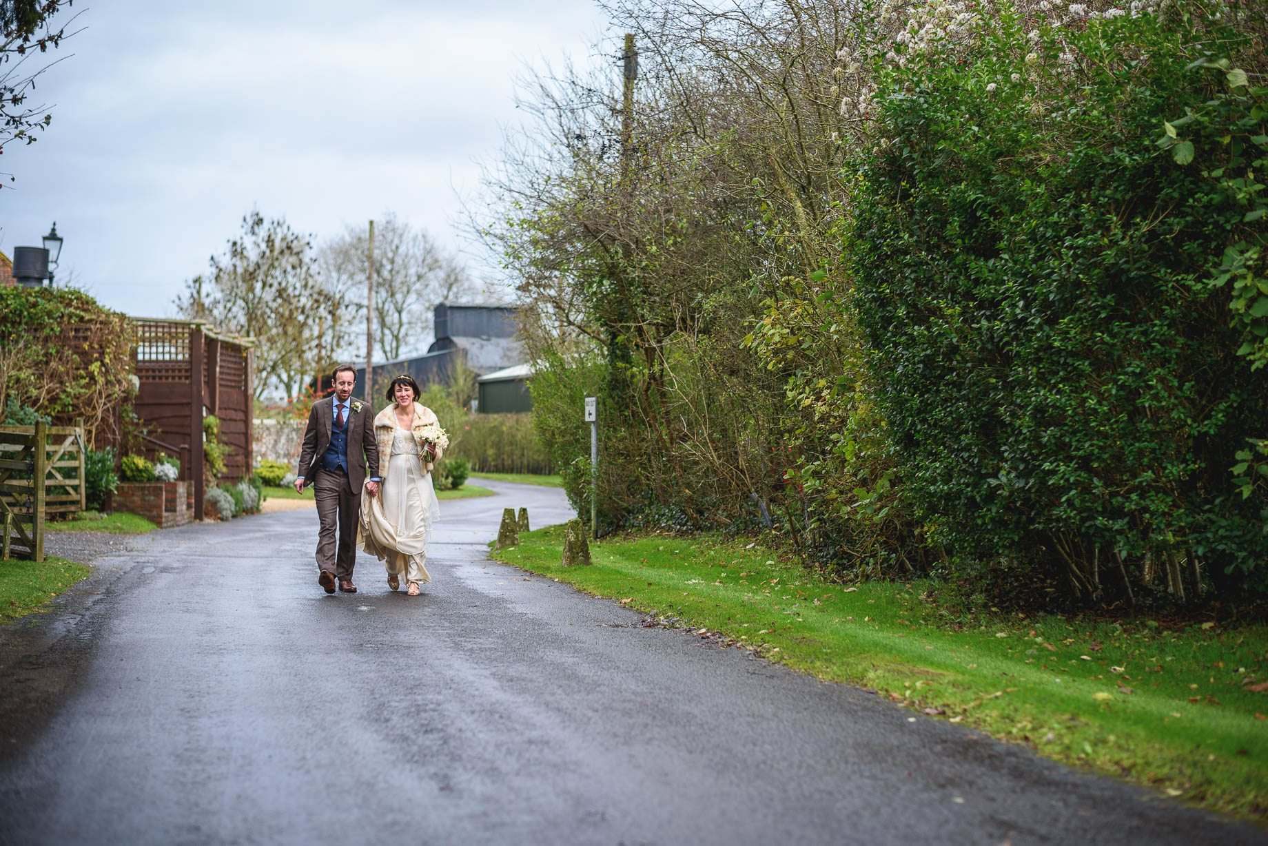 Clock Barn Wedding Photography - Eva and Ollie (80 of 170)