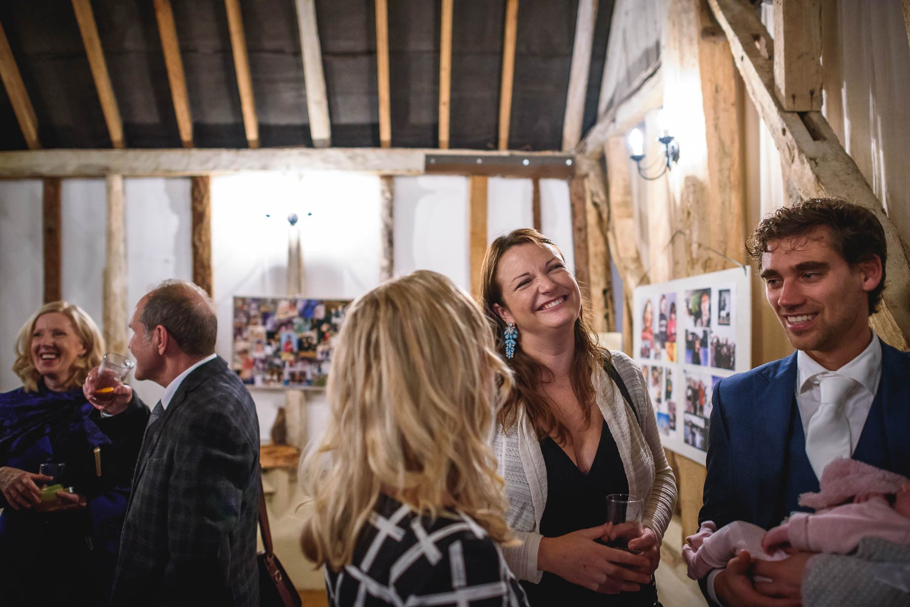 Clock Barn Wedding Photography - Eva and Ollie (97 of 170)