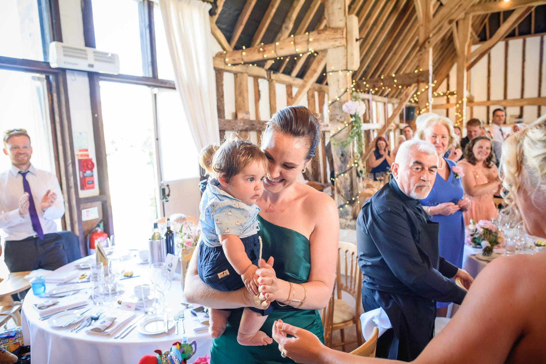 Clock Barn wedding photography by Guy Collier Photography- Rebecca and Dom (118 of 198)