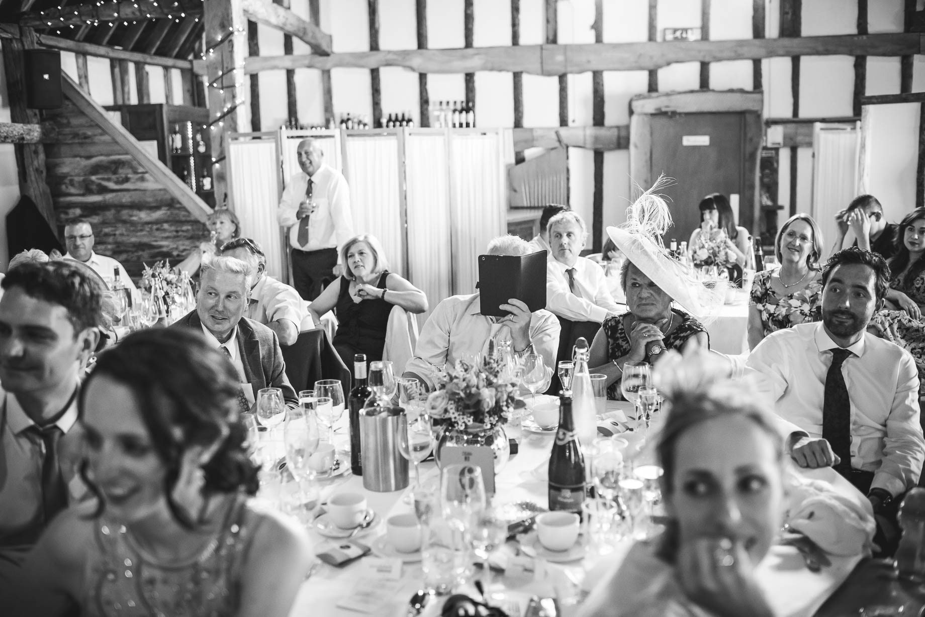 Clock Barn wedding photography by Guy Collier Photography- Rebecca and Dom (130 of 198)