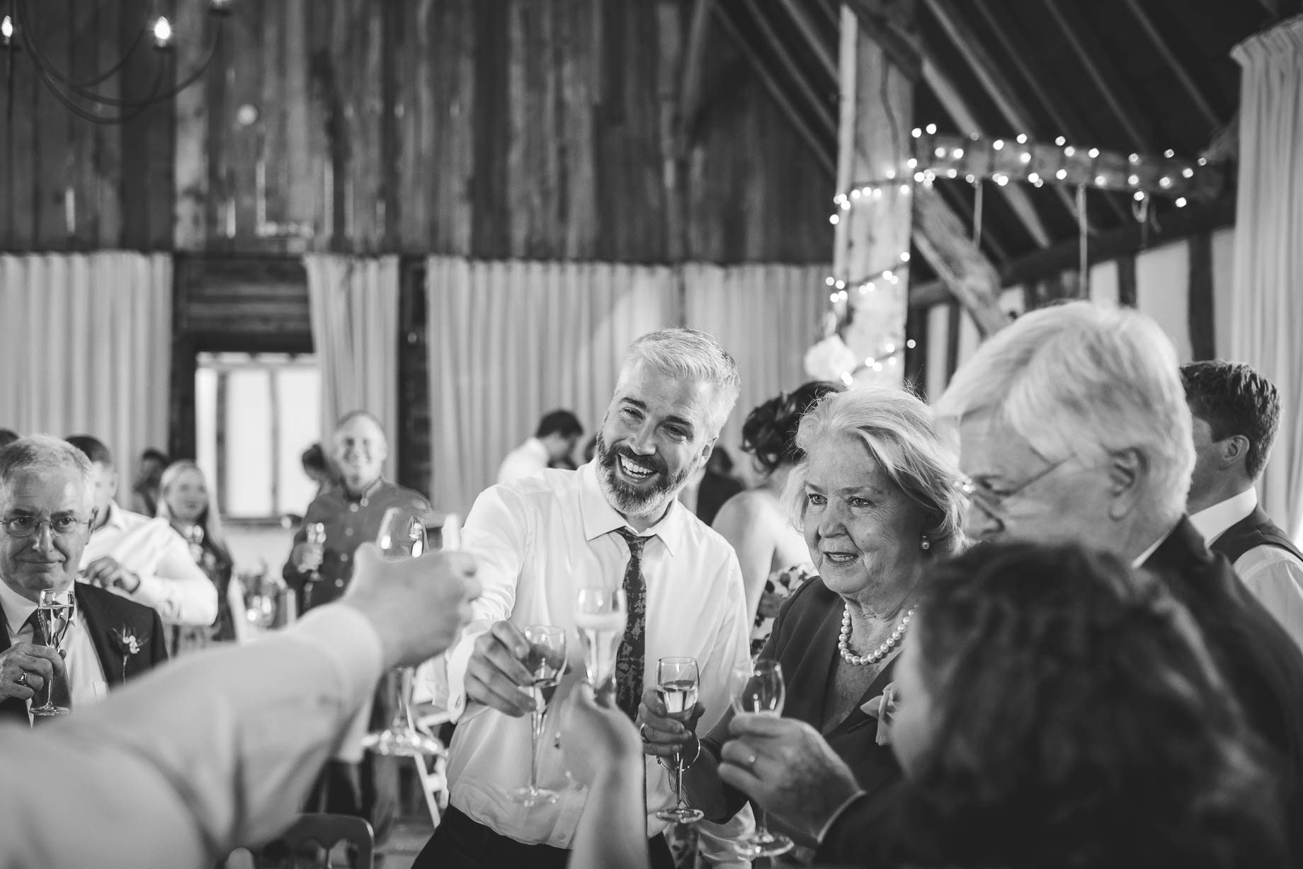 Clock Barn wedding photography by Guy Collier Photography- Rebecca and Dom (160 of 198)