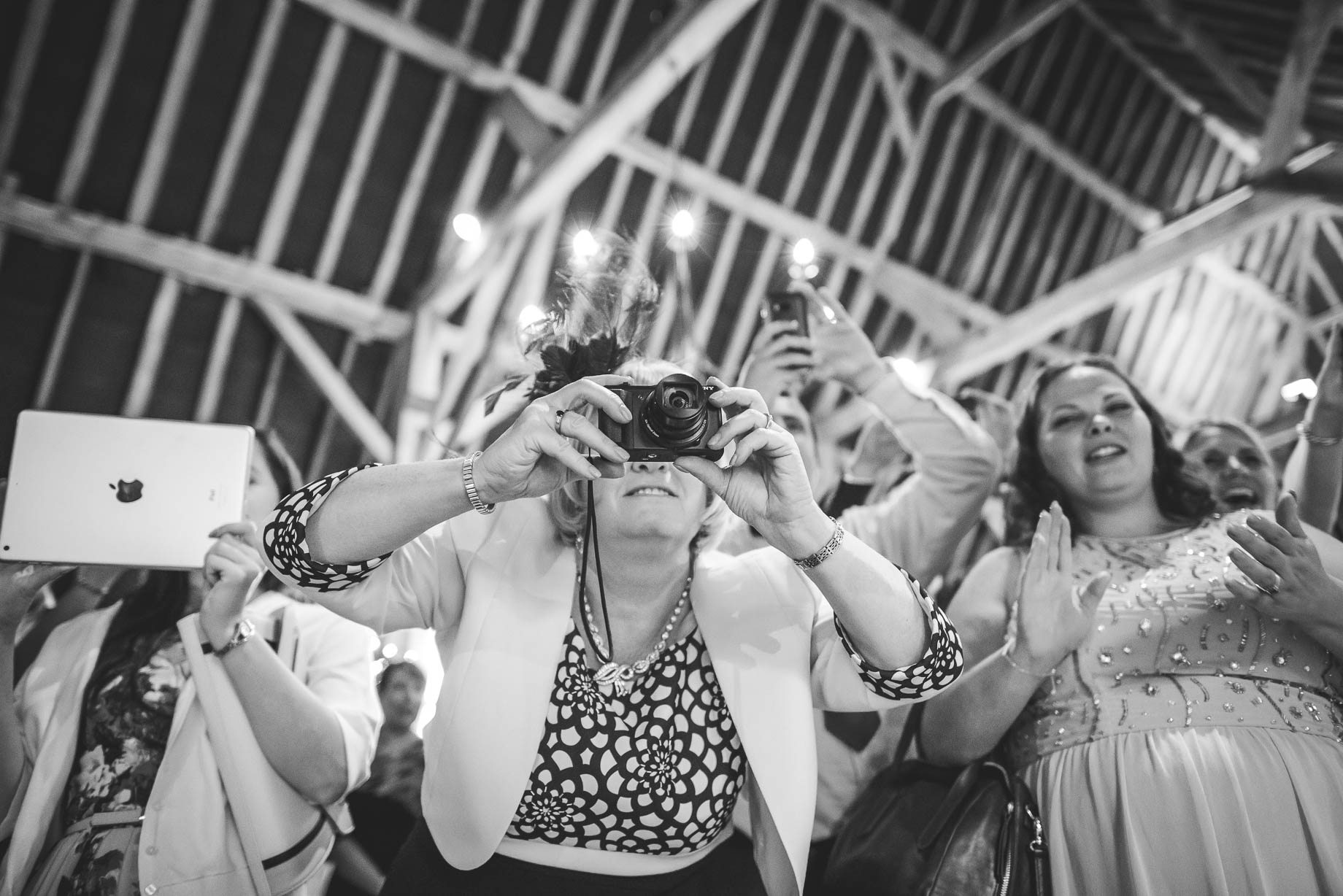 Clock Barn wedding photography by Guy Collier Photography- Rebecca and Dom (185 of 198)