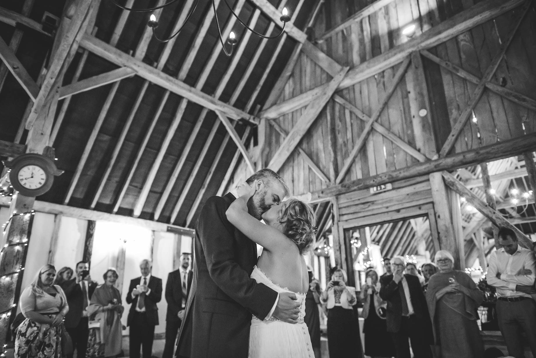Clock Barn wedding photography by Guy Collier Photography- Rebecca and Dom (187 of 198)