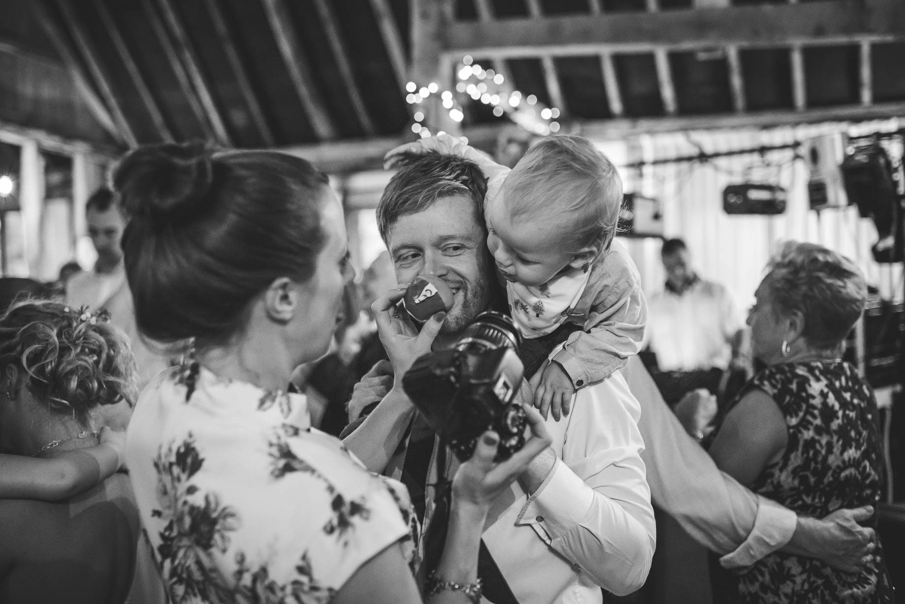 Clock Barn wedding photography by Guy Collier Photography- Rebecca and Dom (194 of 198)