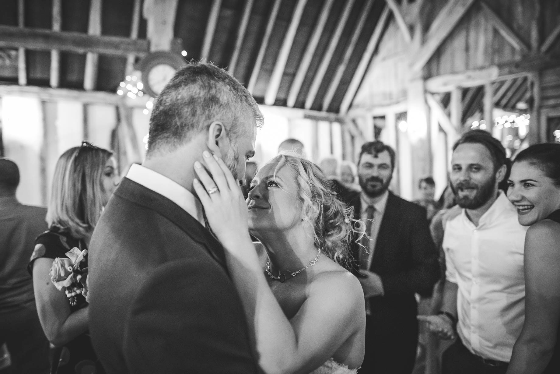 Clock Barn wedding photography by Guy Collier Photography- Rebecca and Dom (198 of 198)