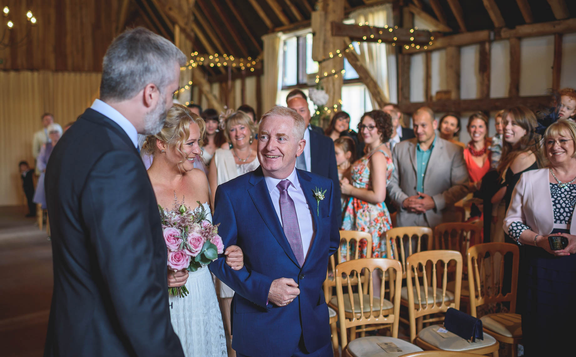 Clock Barn wedding photography by Guy Collier Photography- Rebecca and Dom (55 of 198)