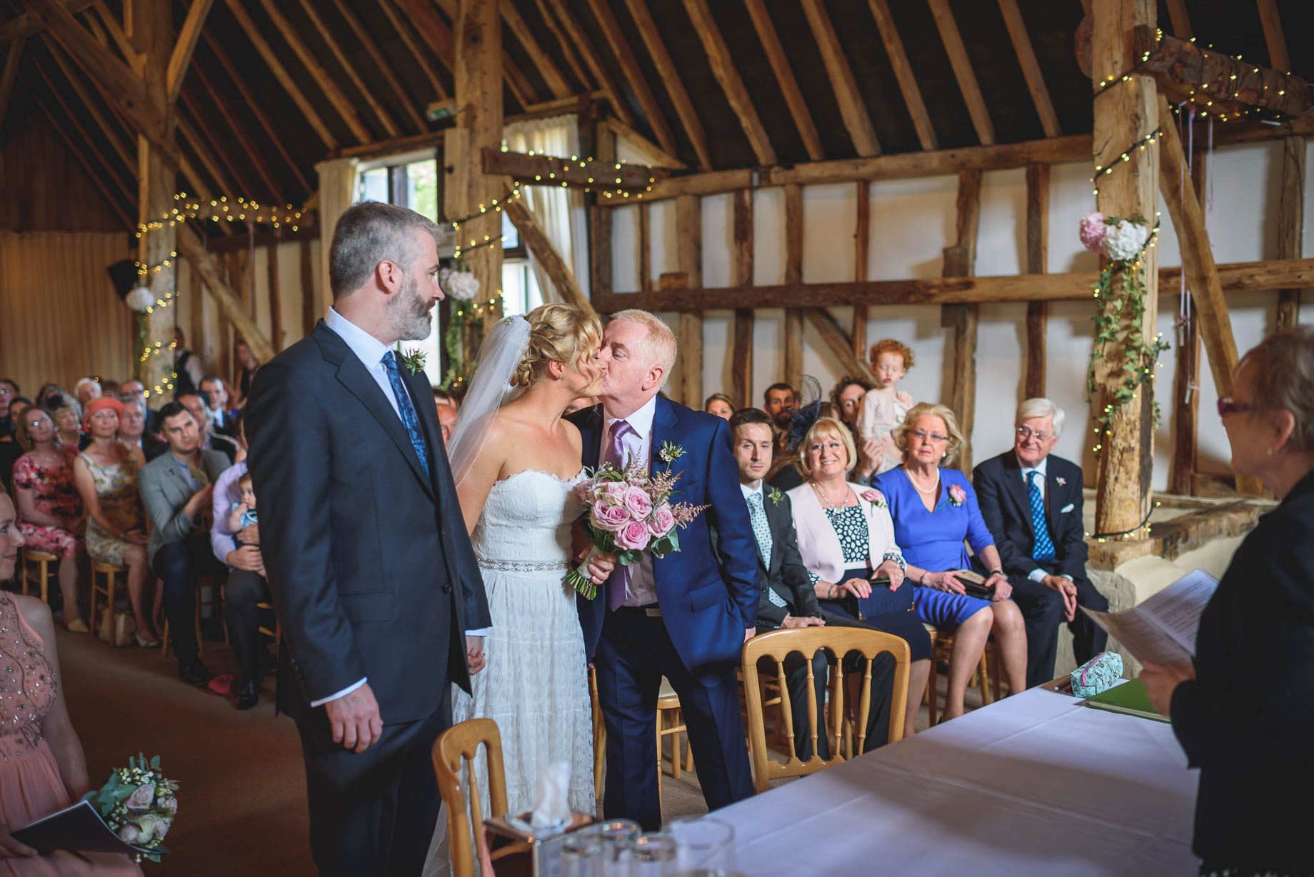 Clock Barn wedding photography by Guy Collier Photography- Rebecca and Dom (57 of 198)
