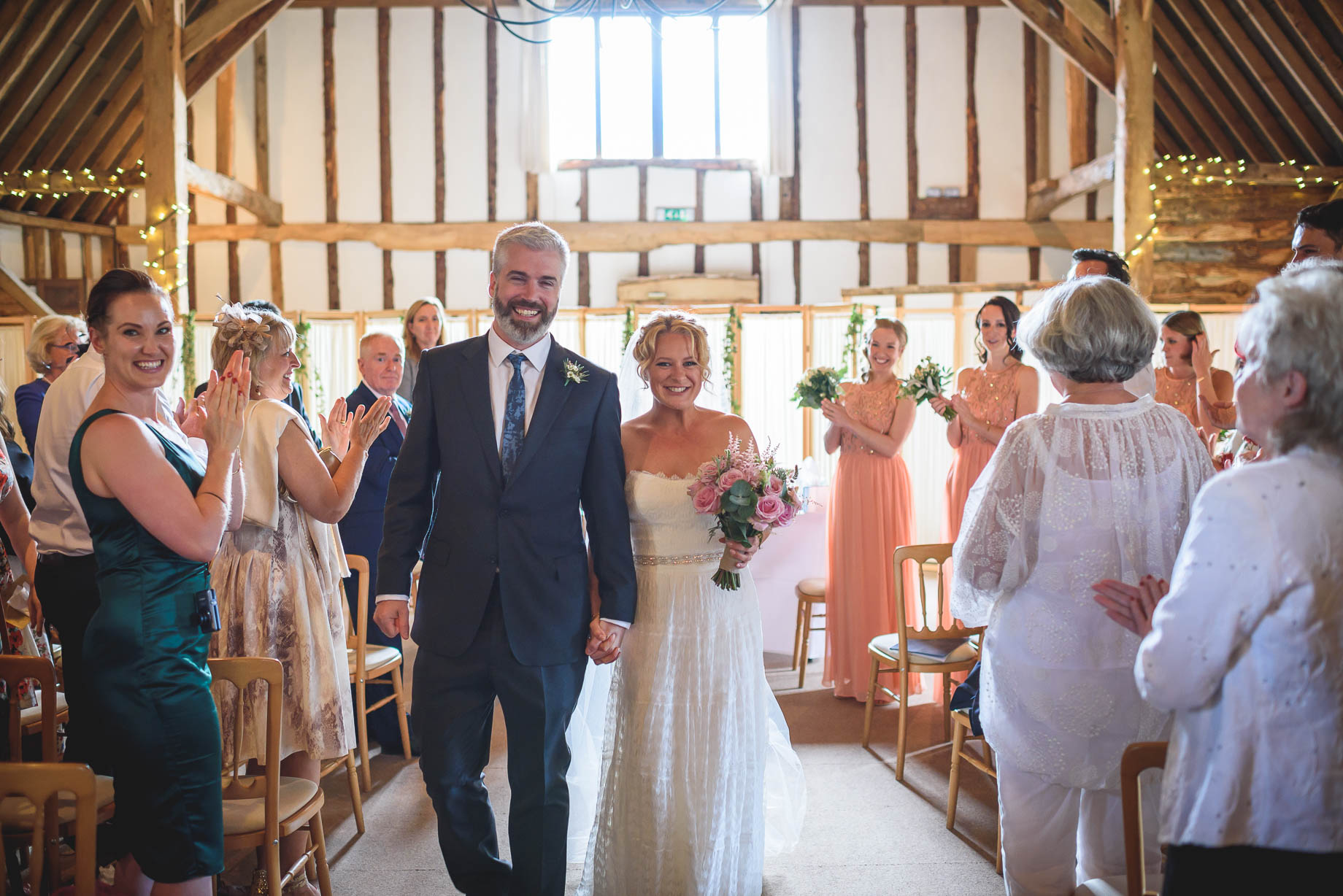 Clock Barn wedding photography by Guy Collier Photography- Rebecca and Dom (66 of 198)