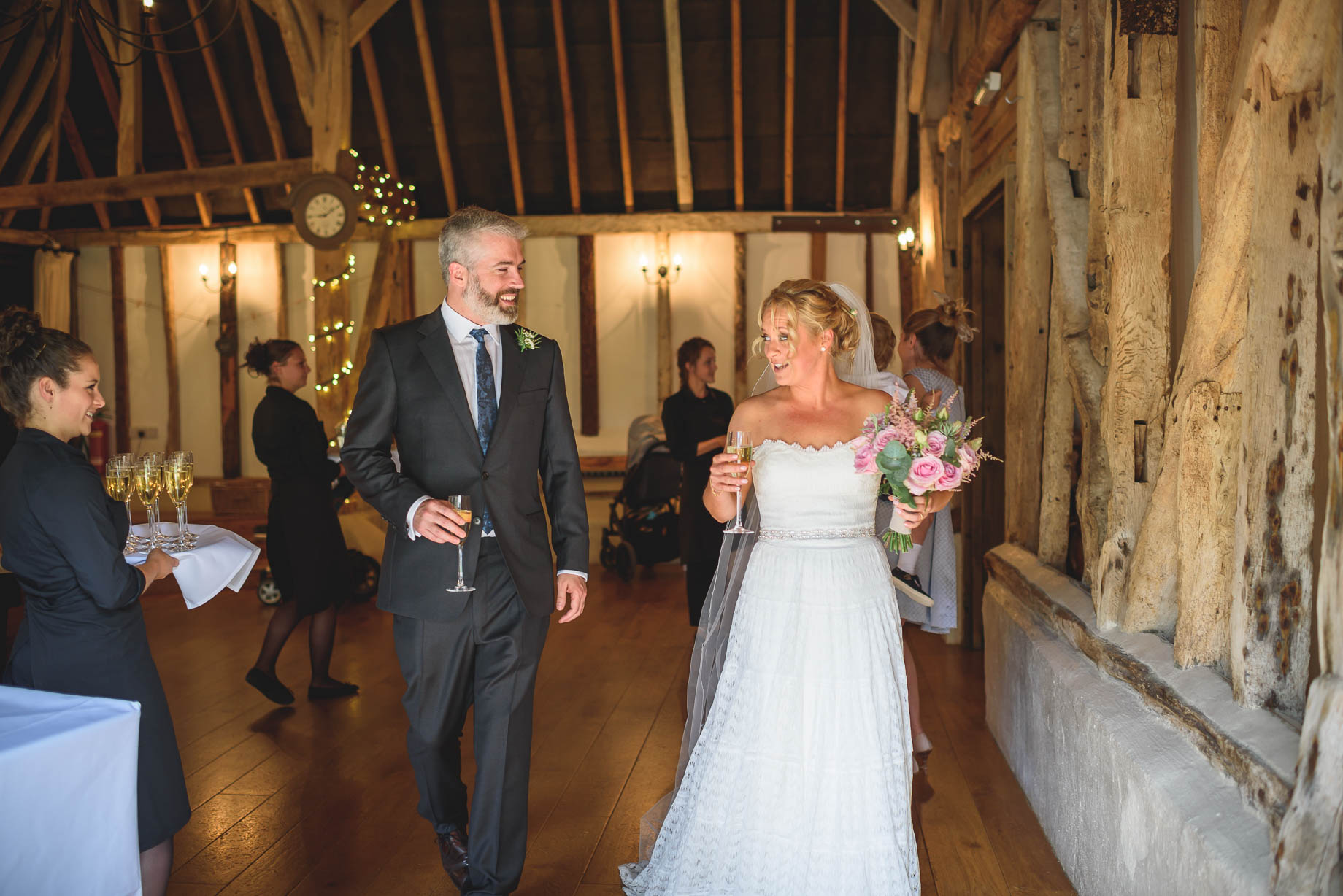 Clock Barn wedding photography by Guy Collier Photography- Rebecca and Dom (67 of 198)