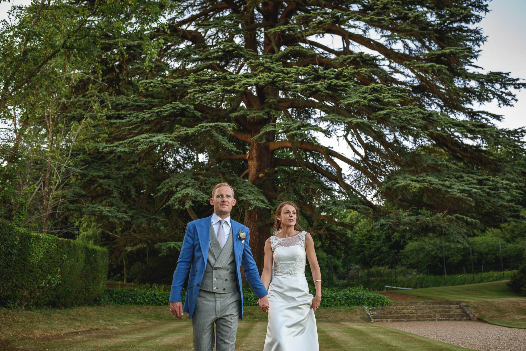 Cowdray House wedding photography - Jess + Alex