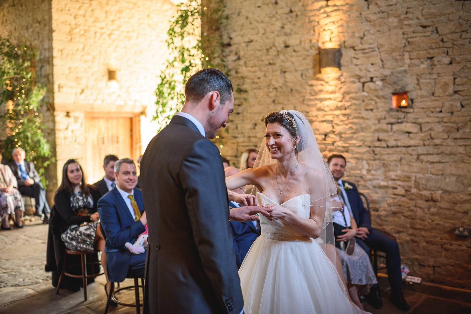 Cripps Barn wedding photography by Guy Collier Photography