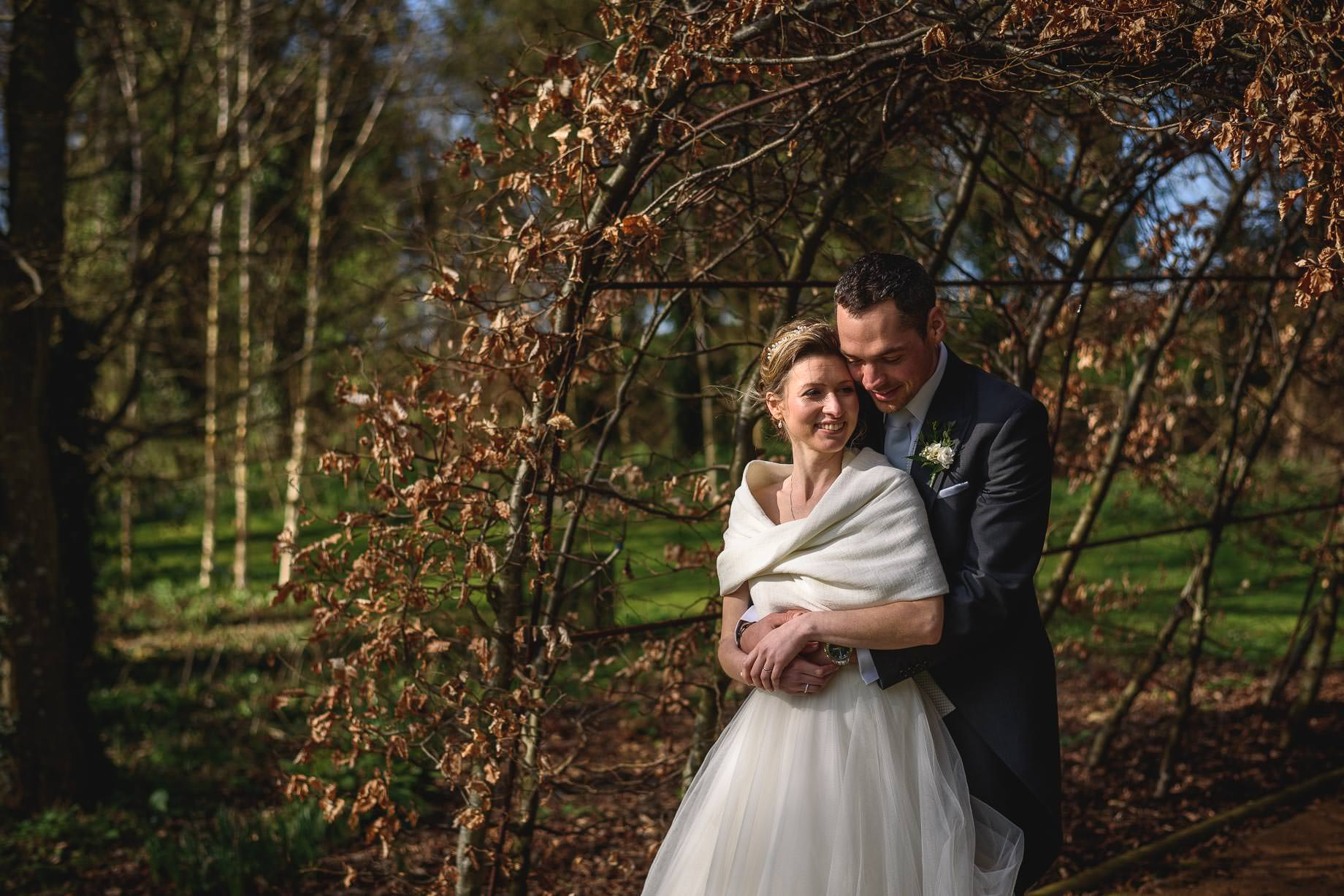 Cripps Barn wedding photography - Jo + Pete
