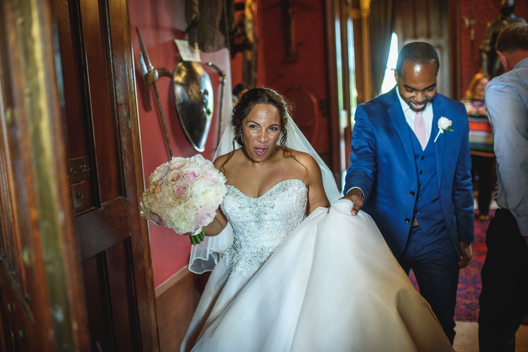 Eastnor Castle wedding photography - Leah and Baron-Jon (121 of 174)