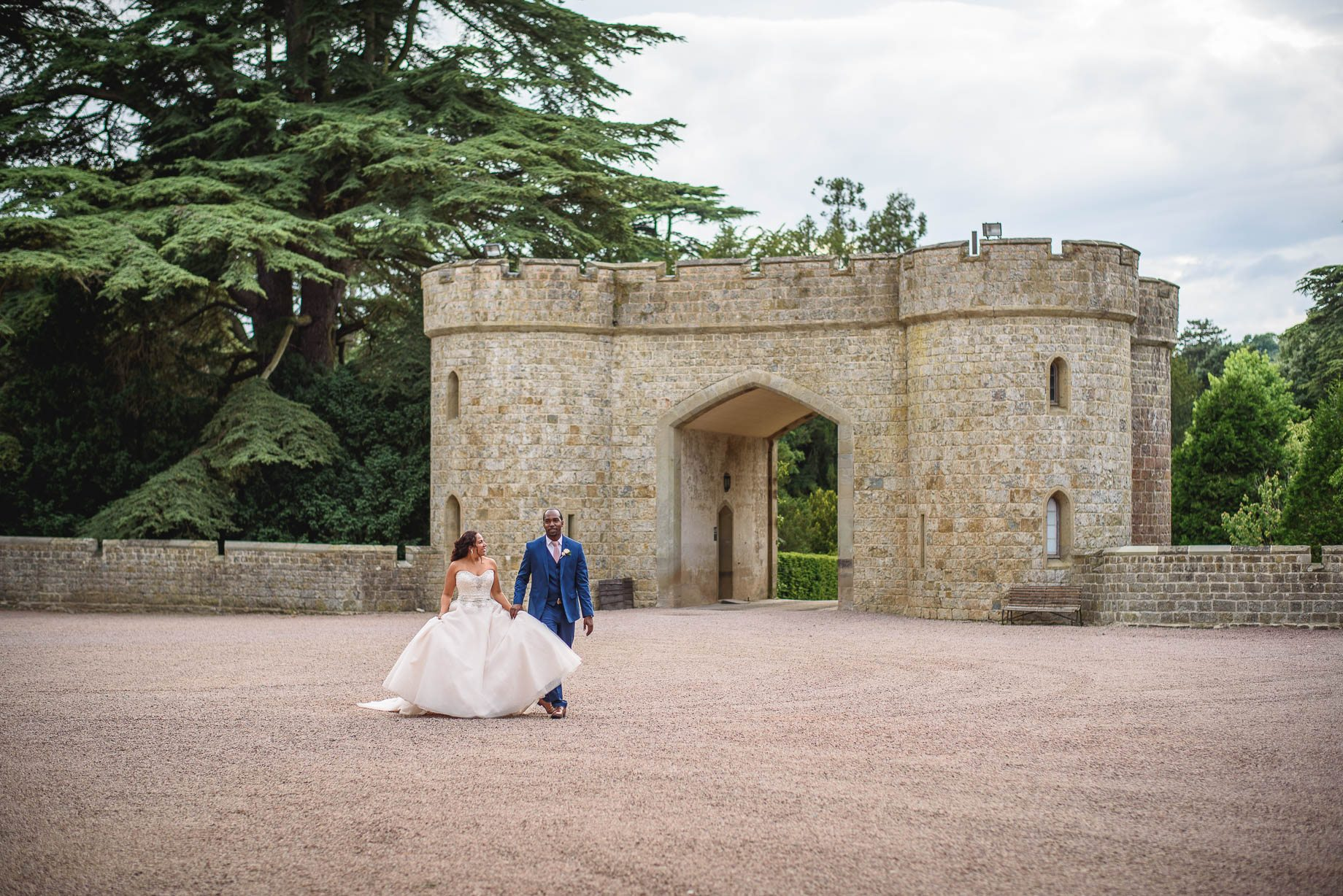 Eastnor Castle wedding photography - Leah and Baron-Jon (150 of 174)