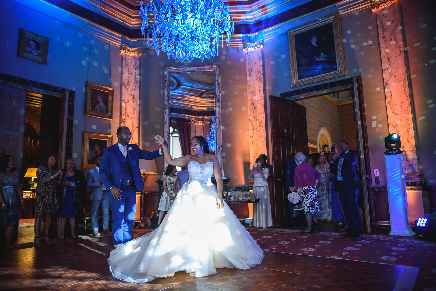 Eastnor Castle wedding photography - Leah and Baron-Jon (164 of 174)
