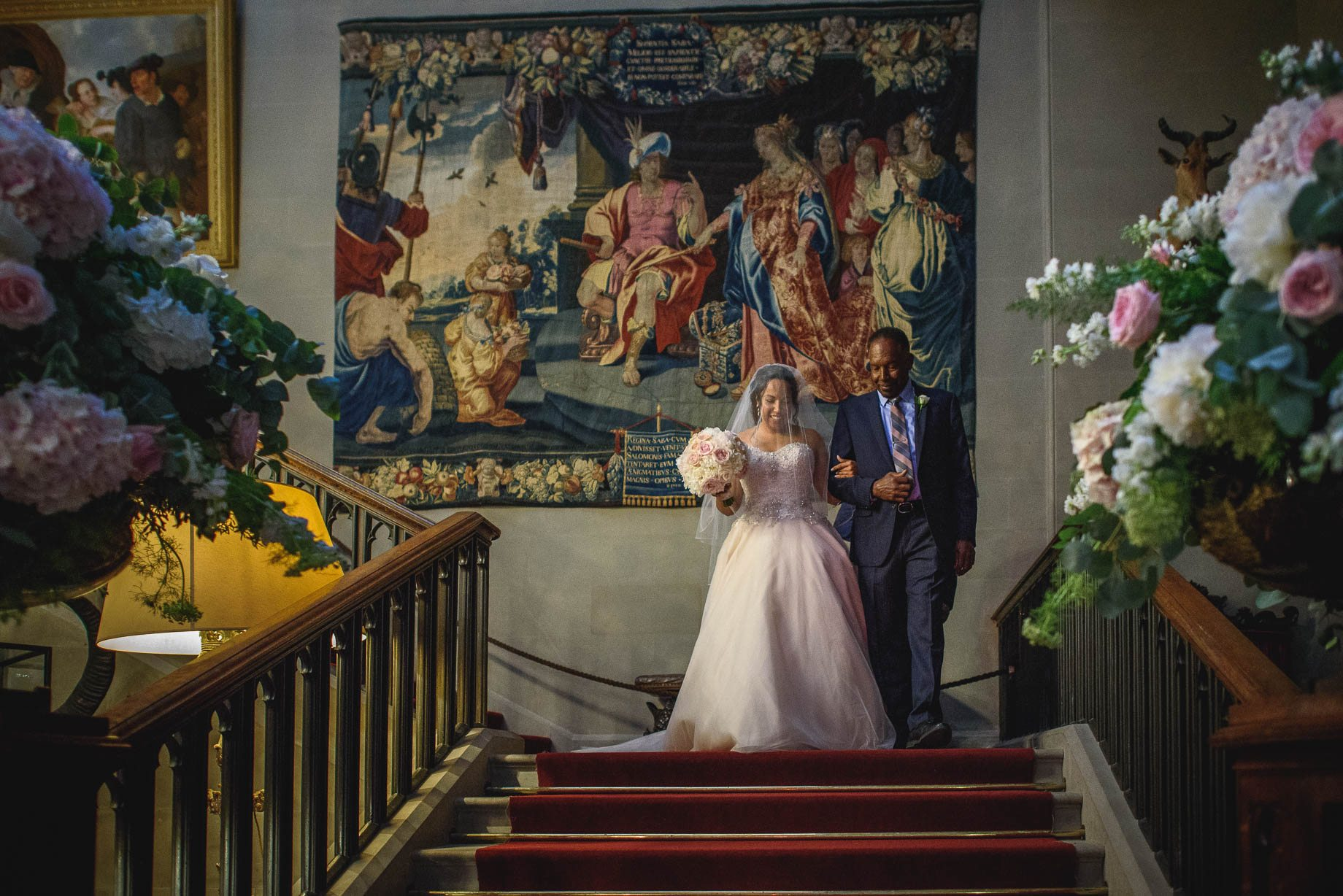 Eastnor Castle wedding photography - Leah and Baron-Jon (62 of 174)