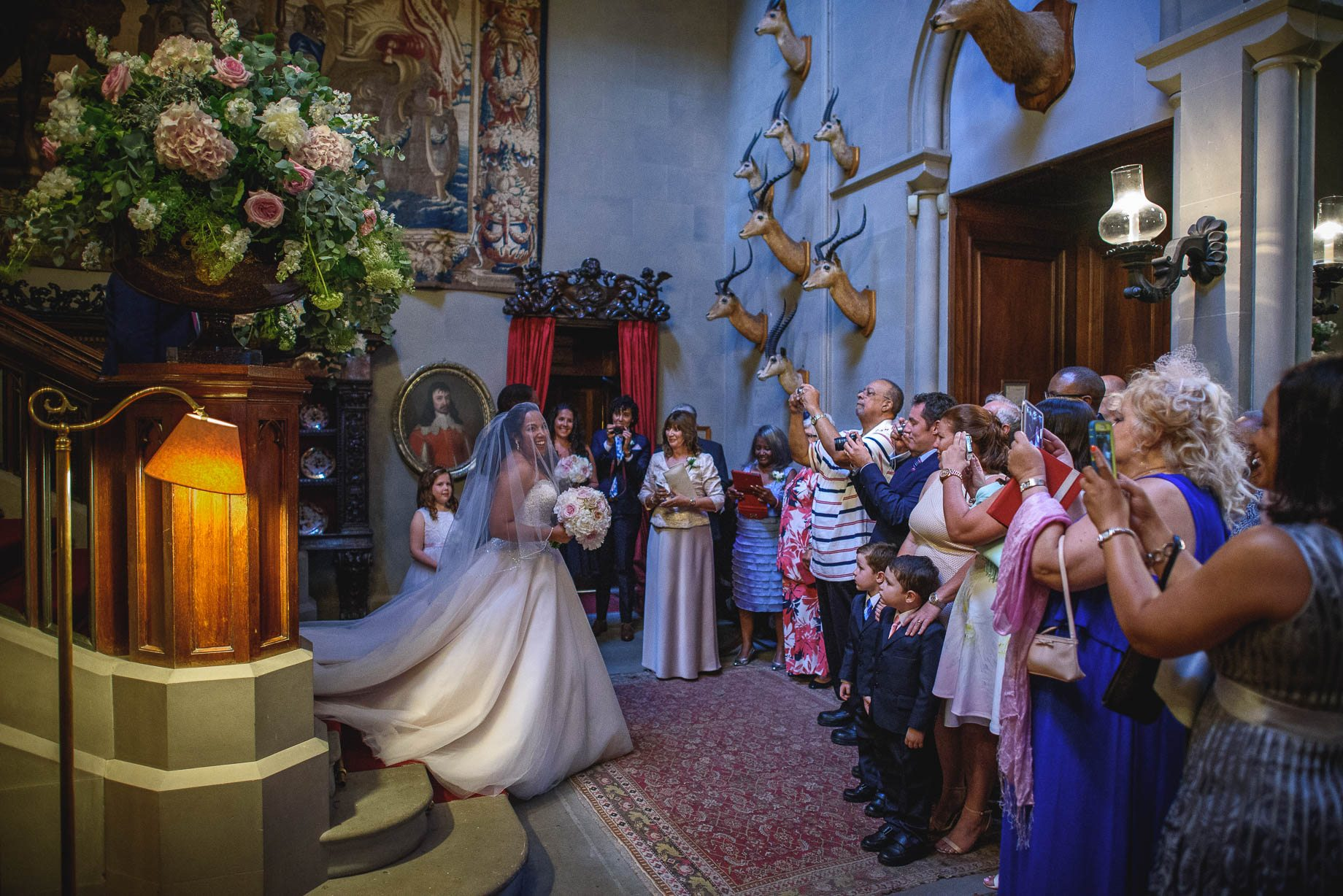 Eastnor Castle wedding photography - Leah and Baron-Jon (63 of 174)