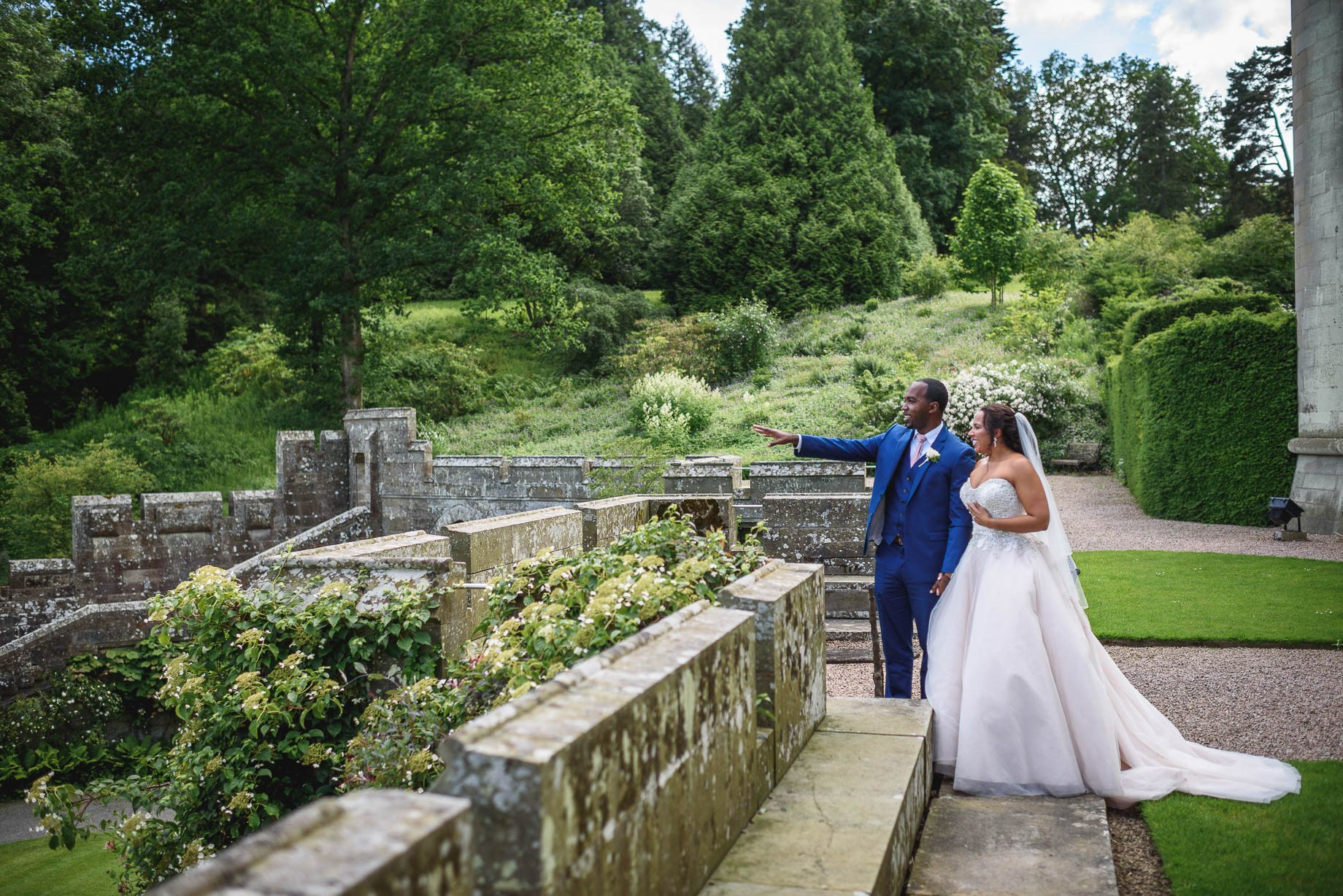 Eastnor Castle wedding photography - Leah and Baron-Jon (91 of 174)