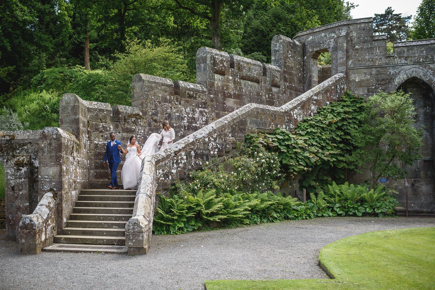 Eastnor Castle wedding photography - Leah and Baron-Jon (96 of 174)