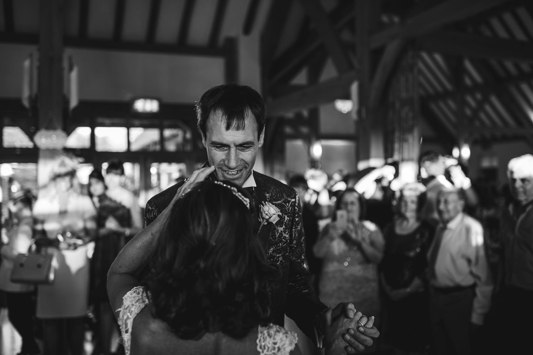 Elly and Andy - Rivervale Barn Wedding Photography (155 of 161)