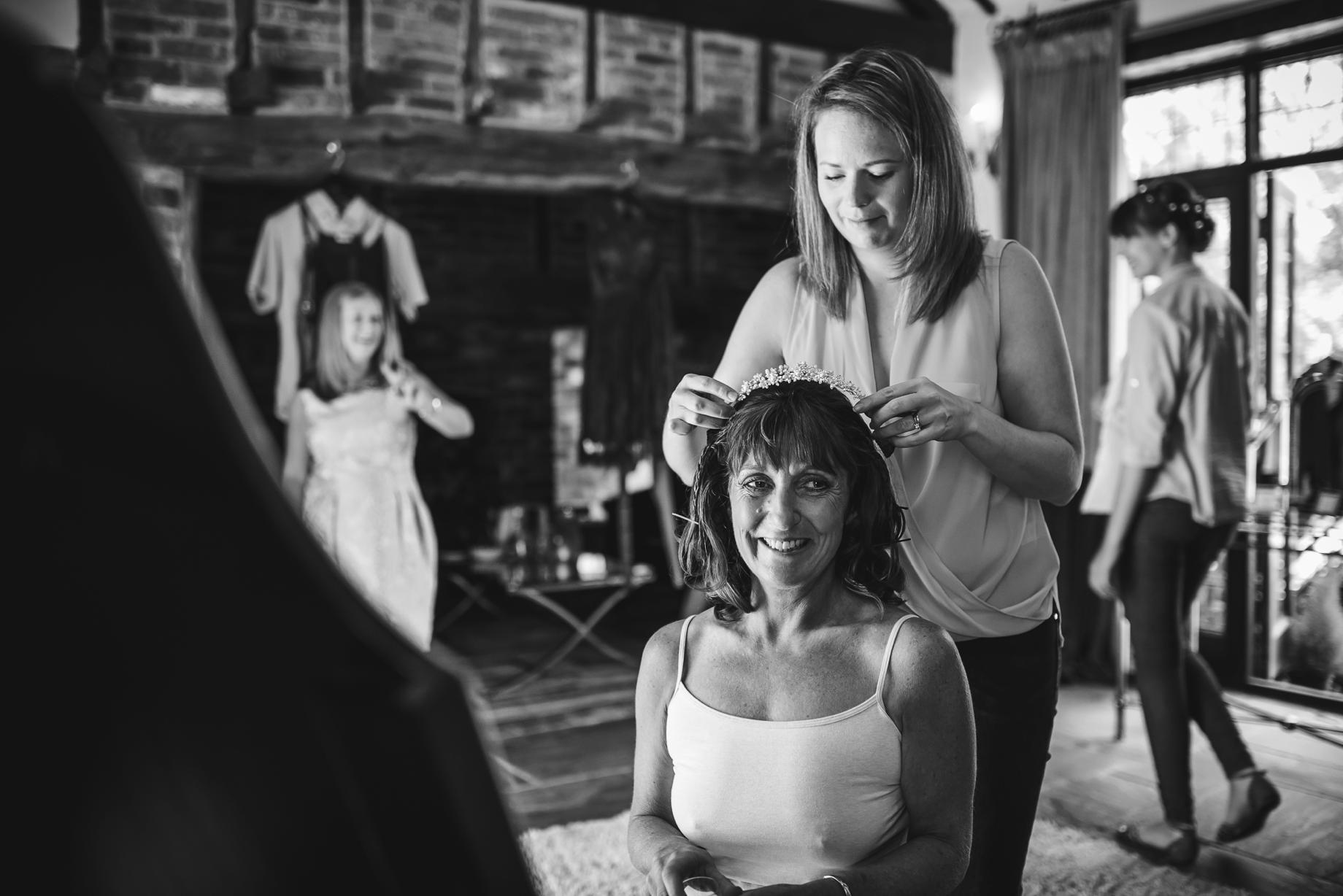 Elly and Andy - Rivervale Barn Wedding Photography (23 of 161)