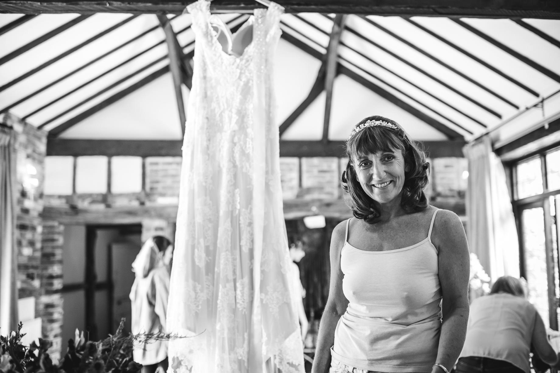 Elly and Andy - Rivervale Barn Wedding Photography (27 of 161)