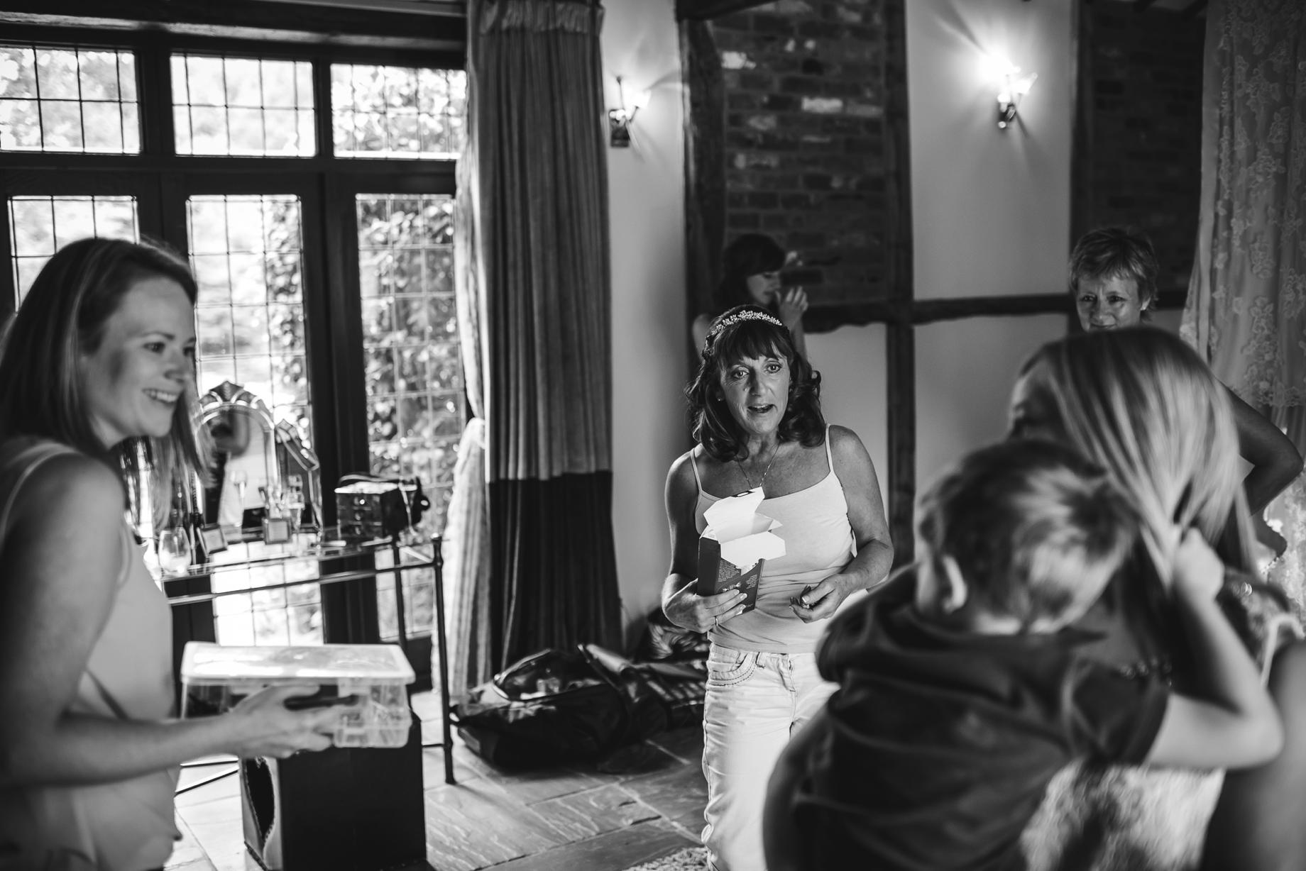 Elly and Andy - Rivervale Barn Wedding Photography (39 of 161)