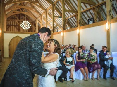 Rivervale Barn - Elly + Andy