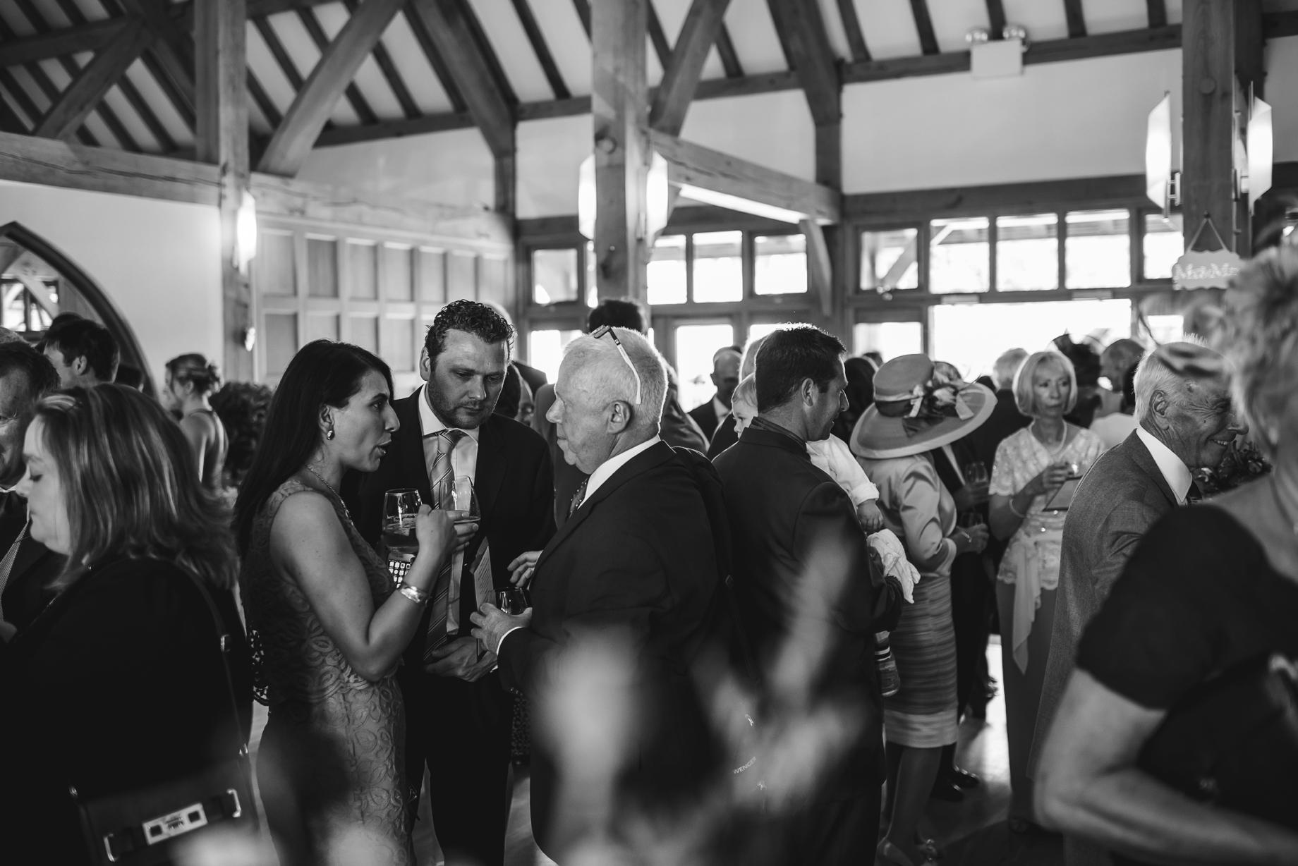 Elly and Andy - Rivervale Barn Wedding Photography (87 of 161)