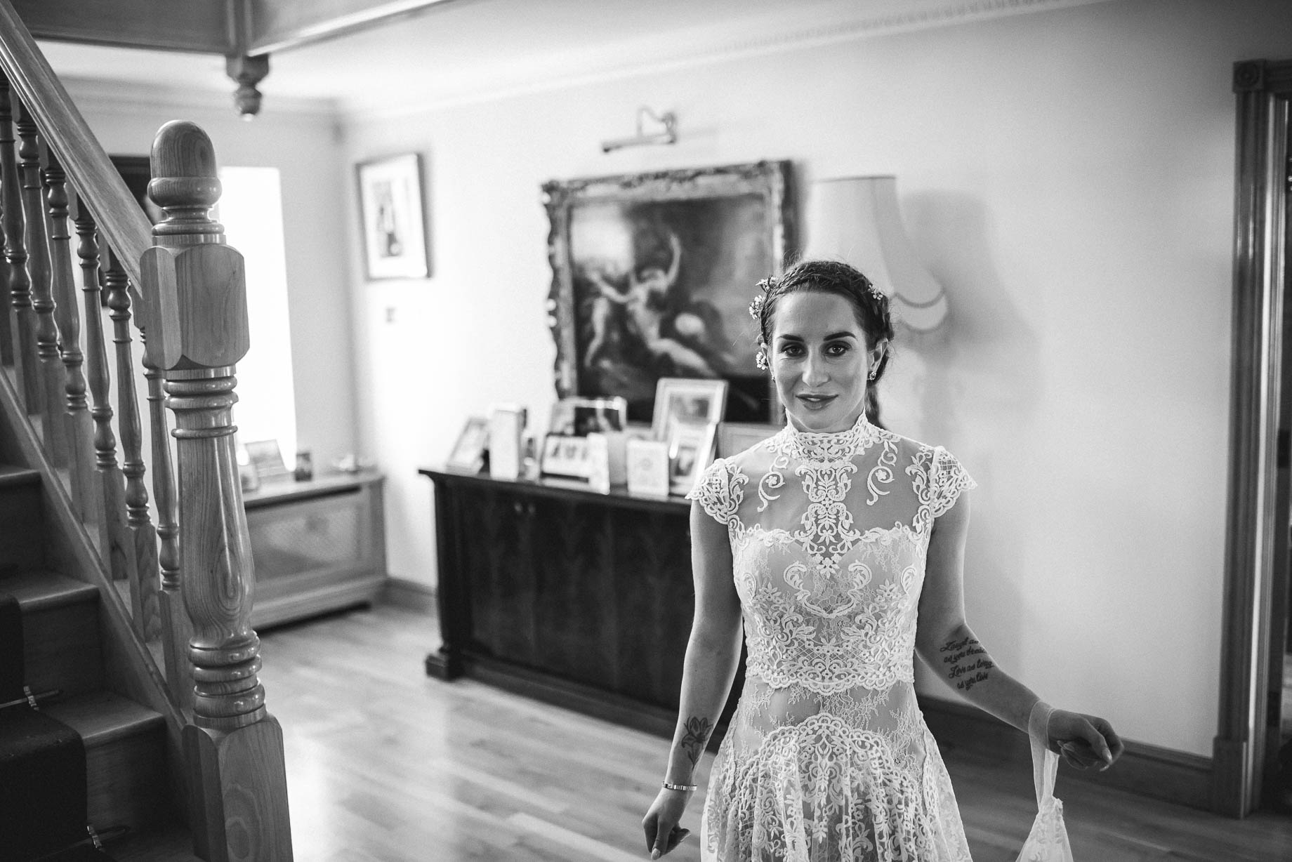 Essex wedding photography - Lucie + James