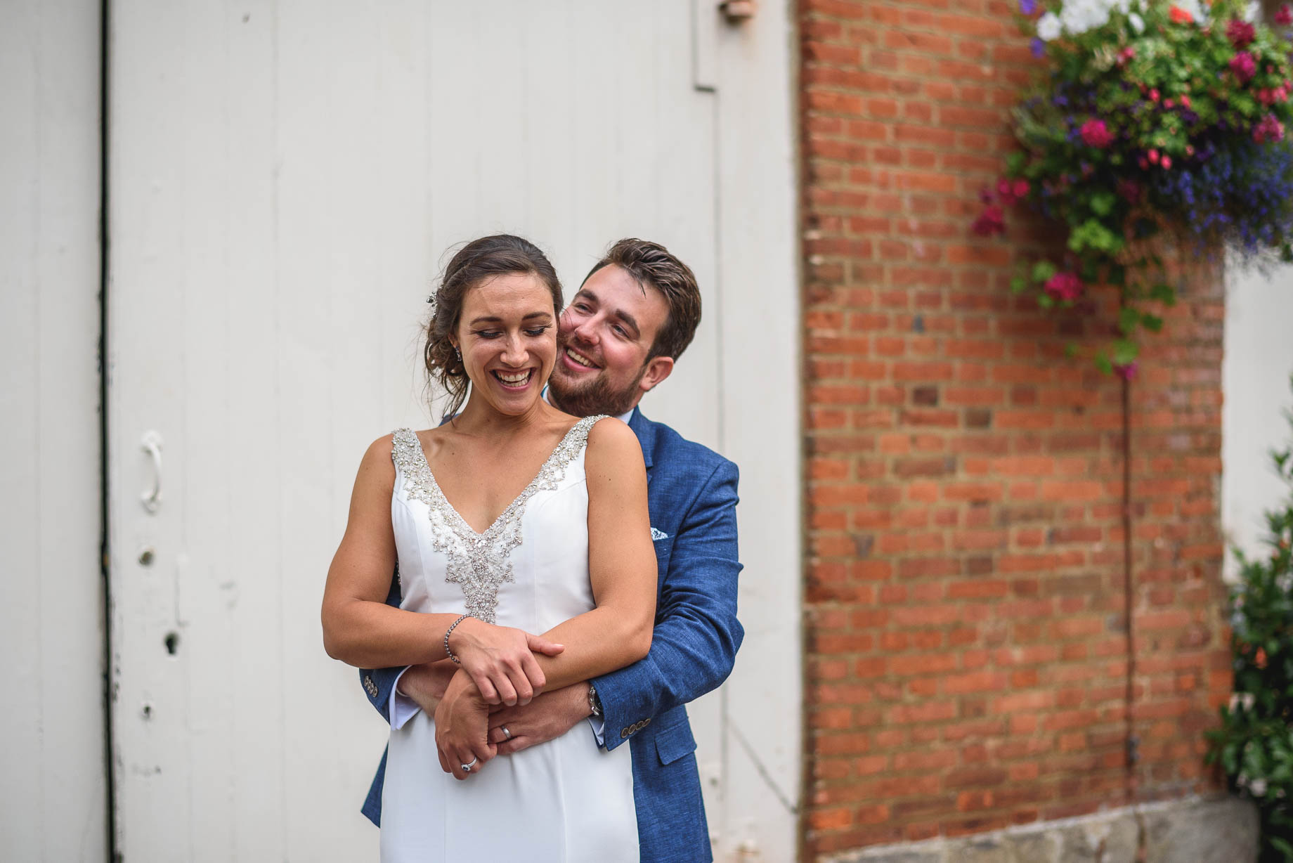 Farnham Castle wedding photography - Paulette + Laurence