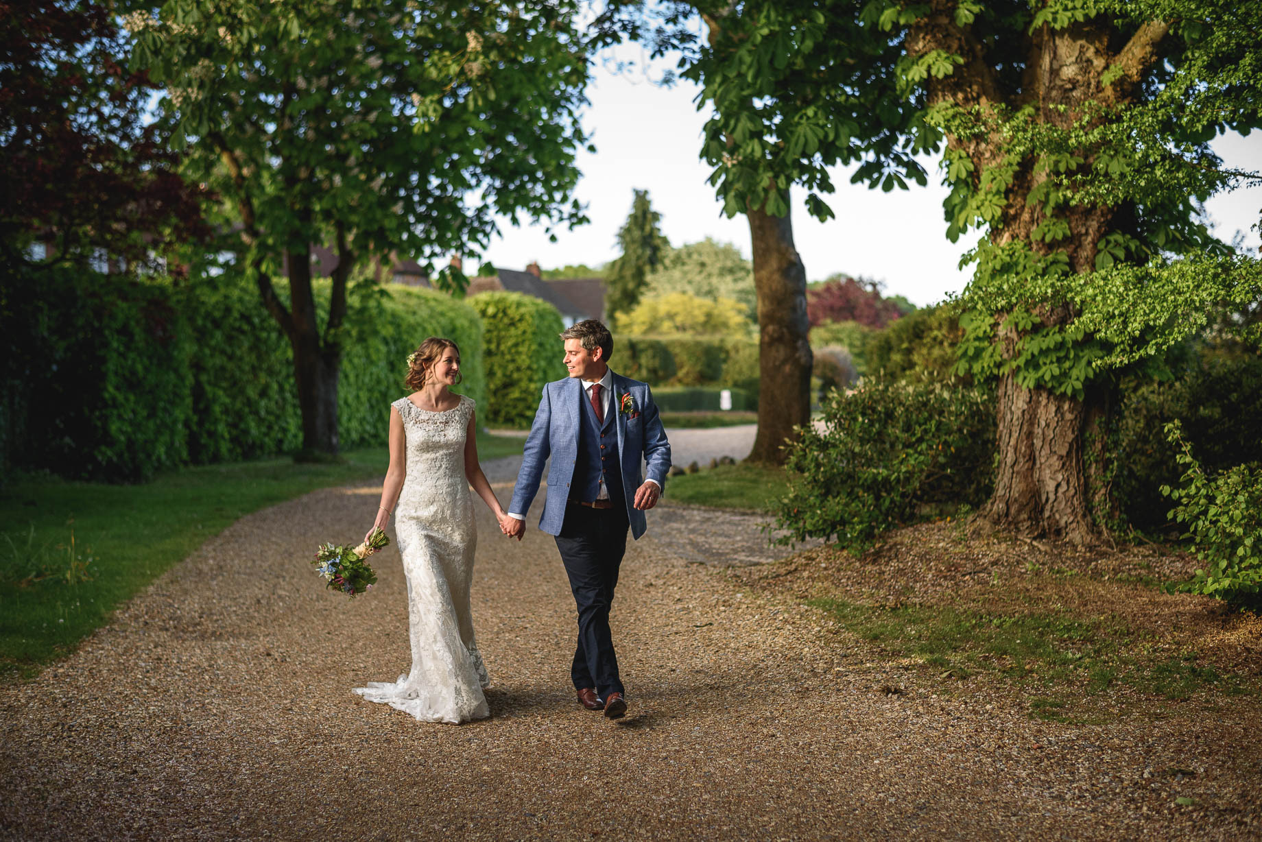 Farnham wedding photography - Merry + Matt