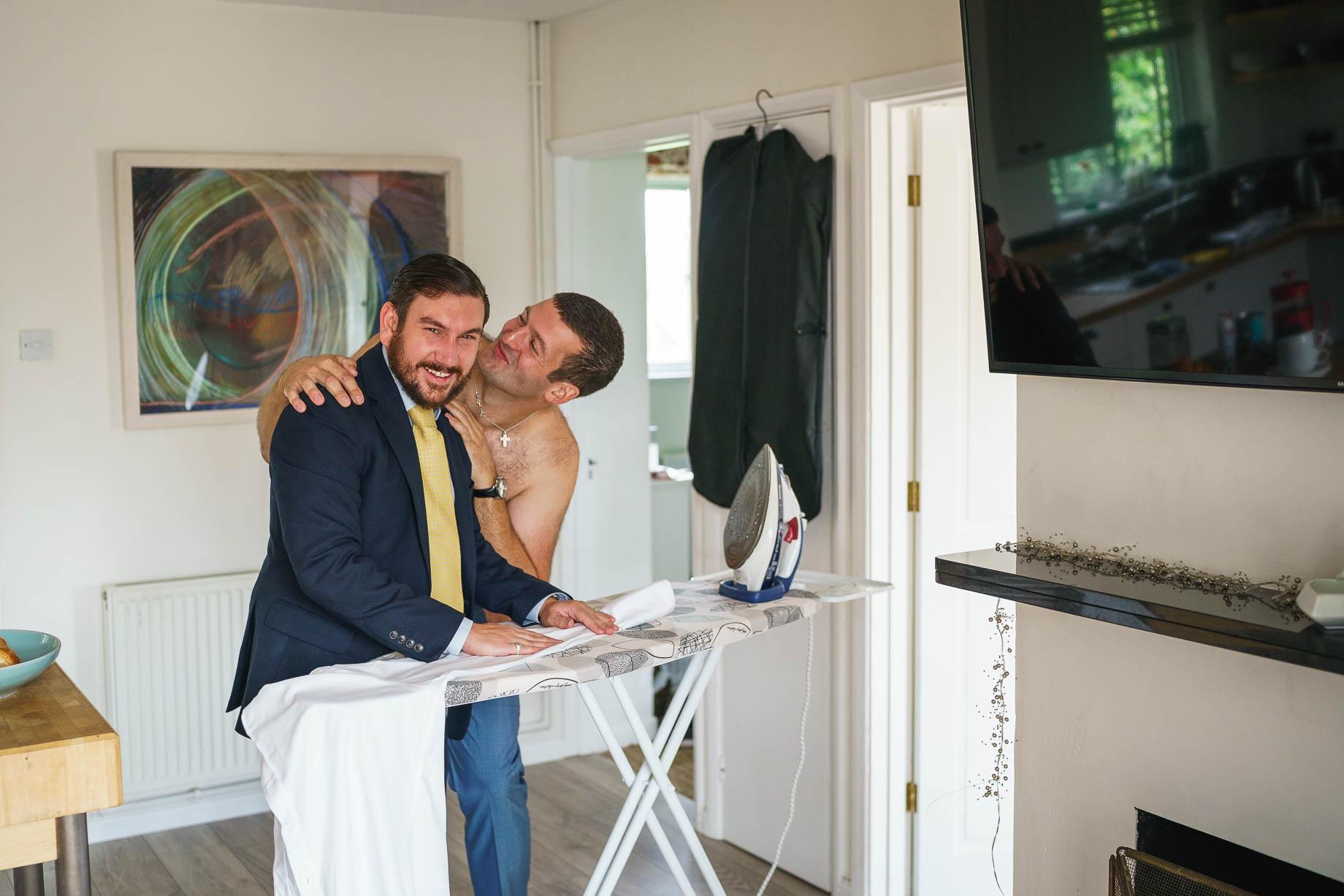 Gate Street Barn wedding photography - Bo + Alex