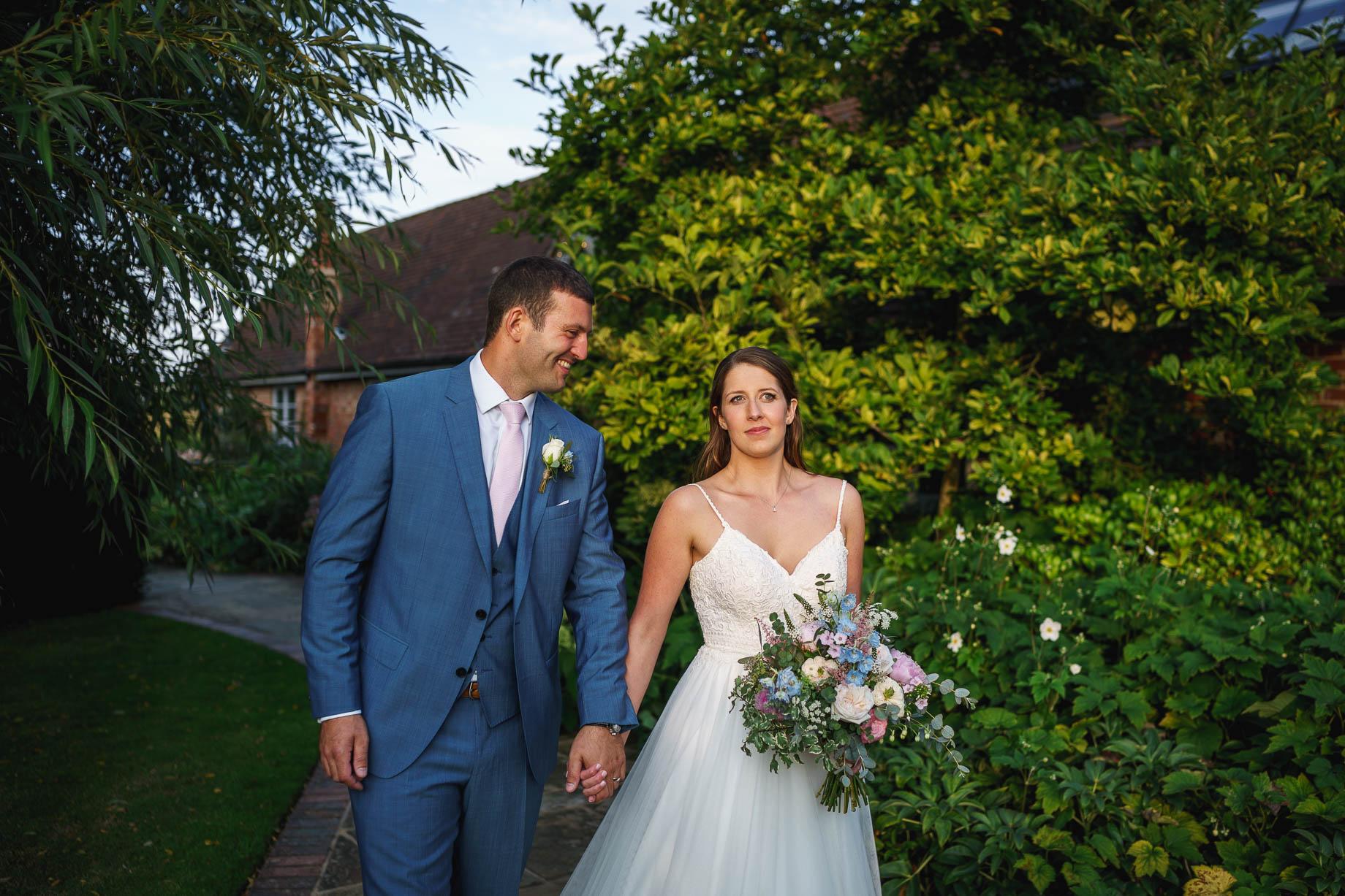 Gate Street Barn wedding photography