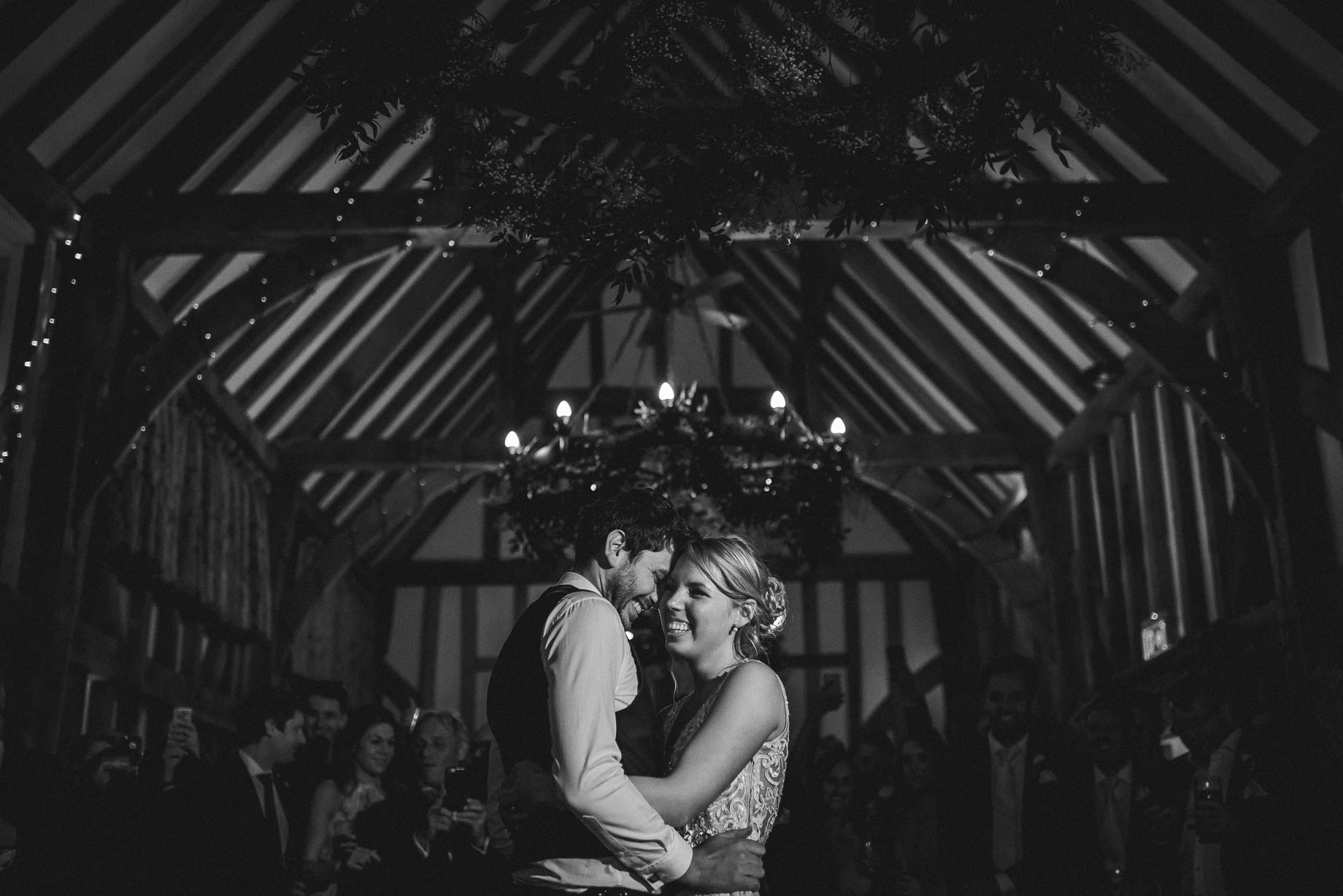 Gate Street Barn wedding photography - Carissa and Richard