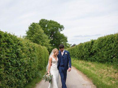 Gate Street Barn wedding photography - Carissa and Richard