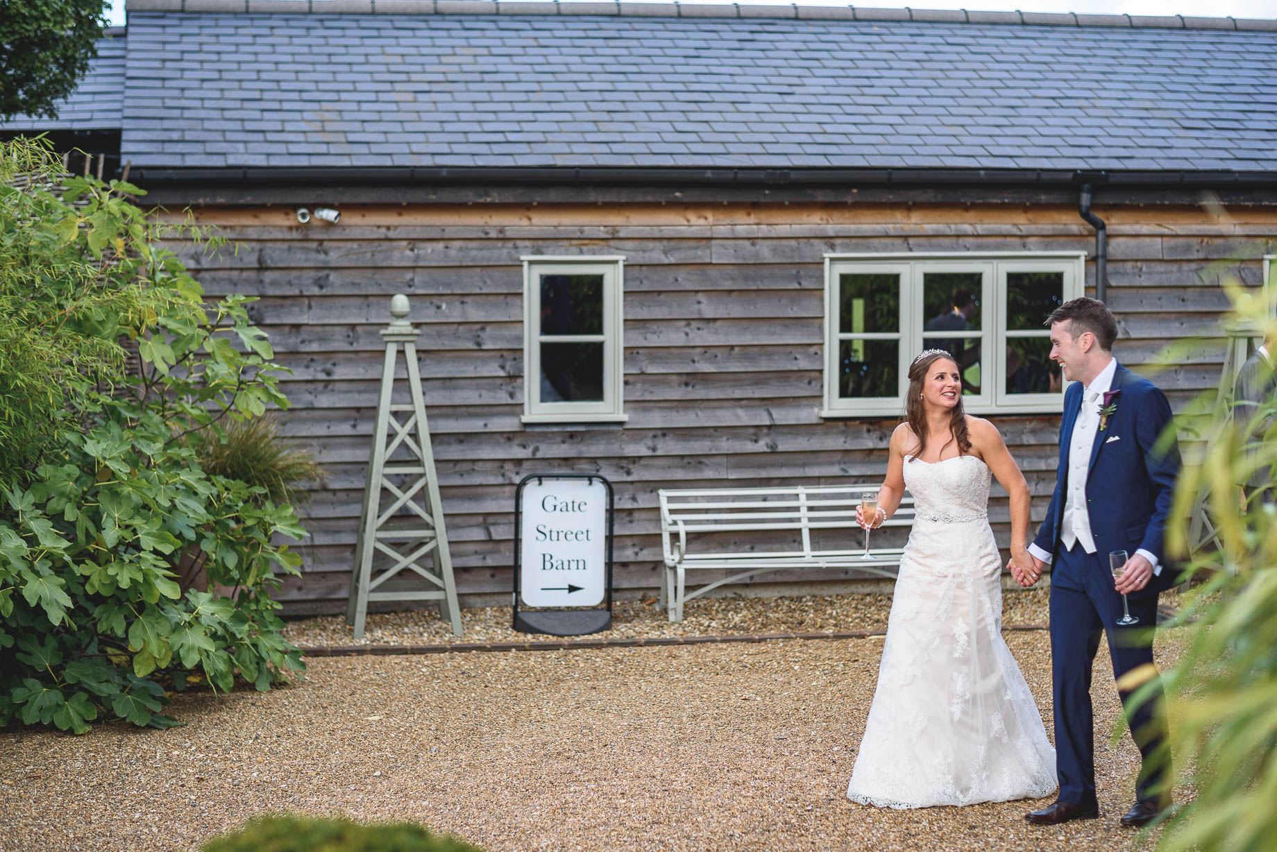 Gate Street Barn wedding photography - Guy Collier - Claire and Andy (107 of 192)