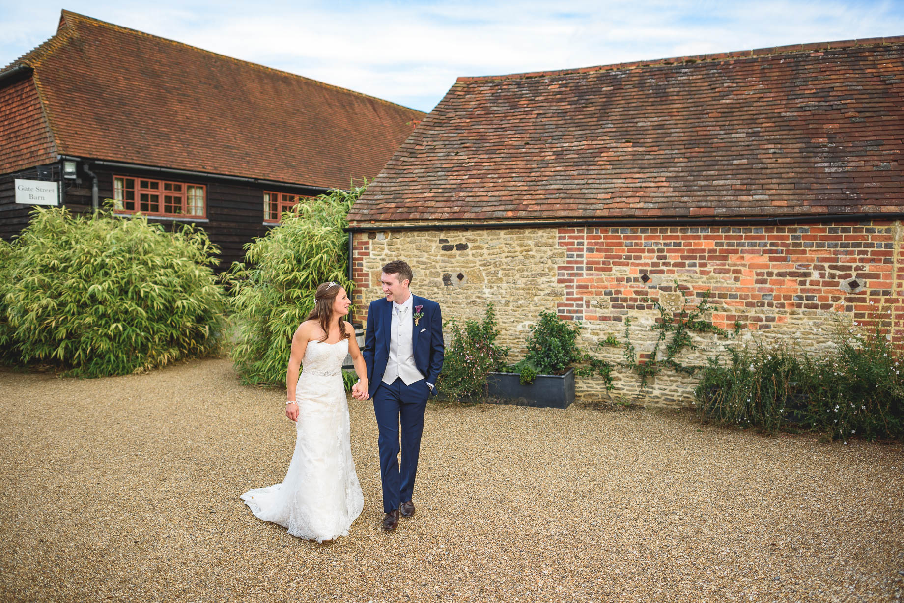 Gate Street Barn wedding photography - Guy Collier - Claire and Andy (109 of 192)