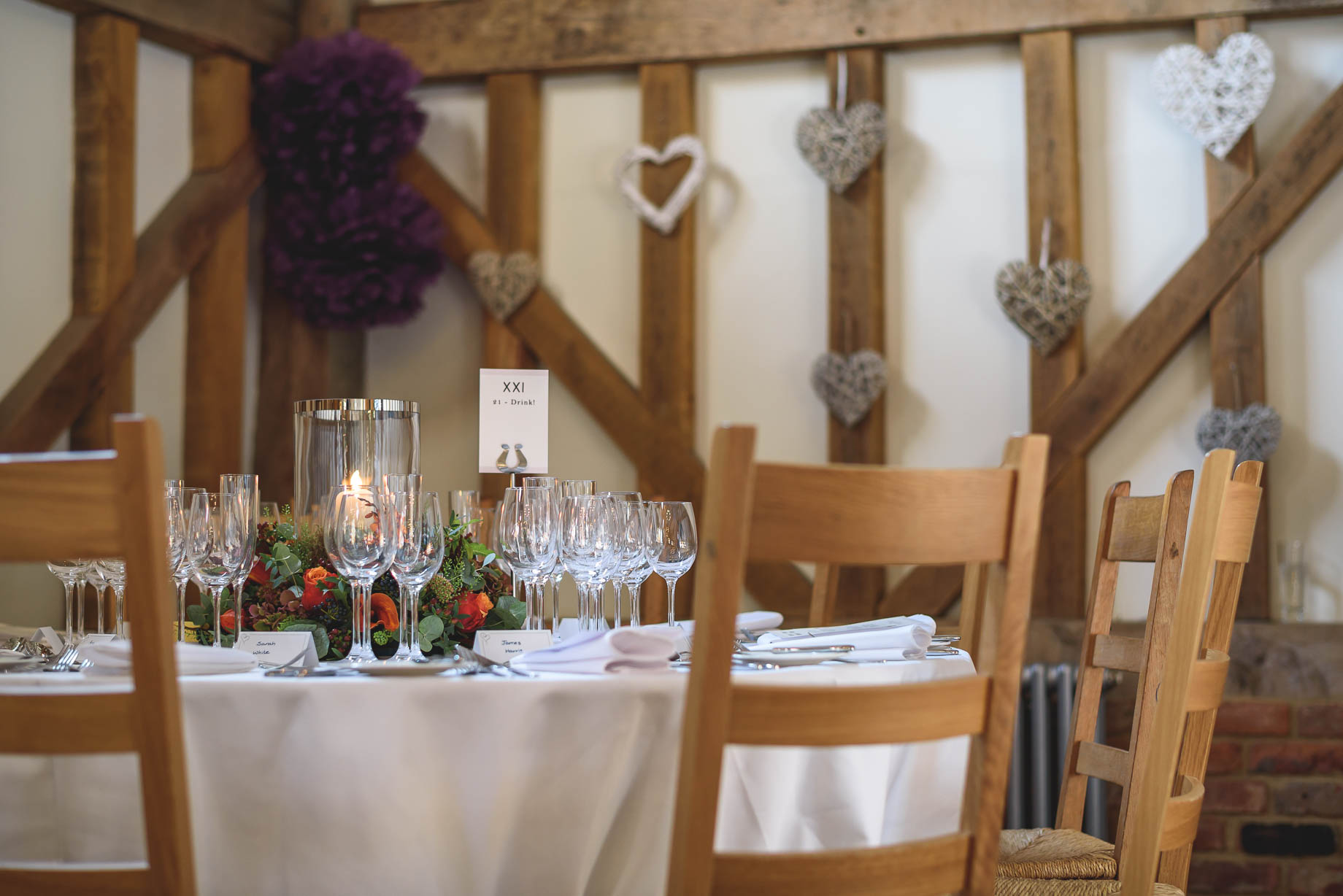 Gate Street Barn wedding photography - Guy Collier - Claire and Andy (113 of 192)